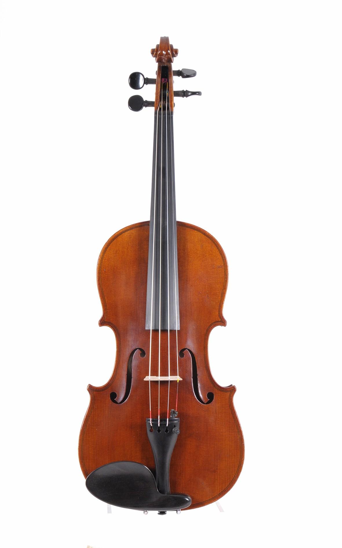 Julius Heinrich Zimmermann violin