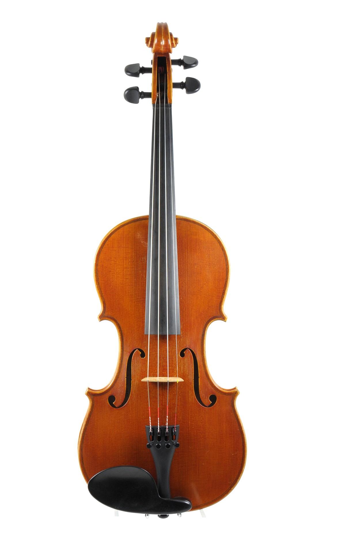 Contemporary Italian violin by Louise Scharnick