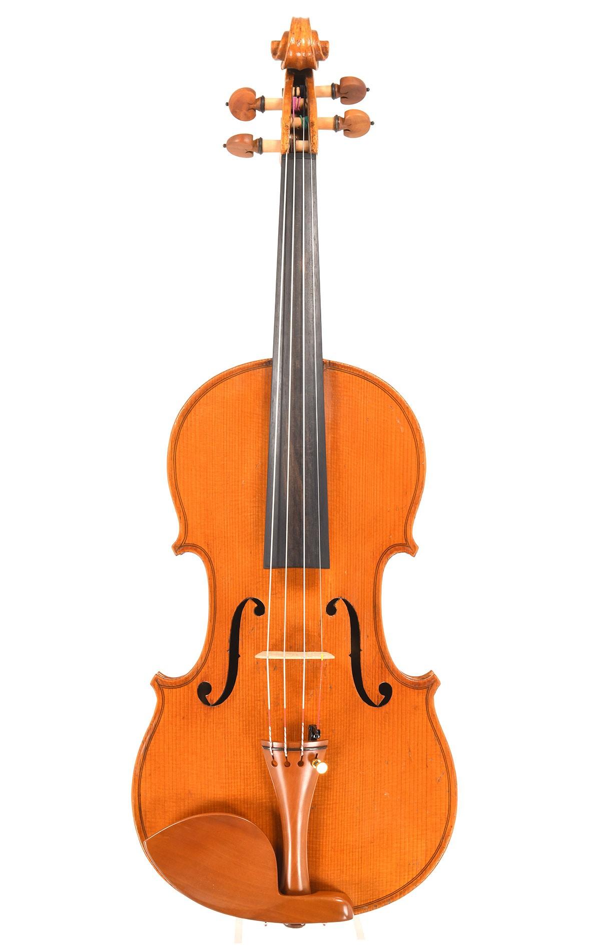 Antike Französische Violine, Mirecourt um 1870