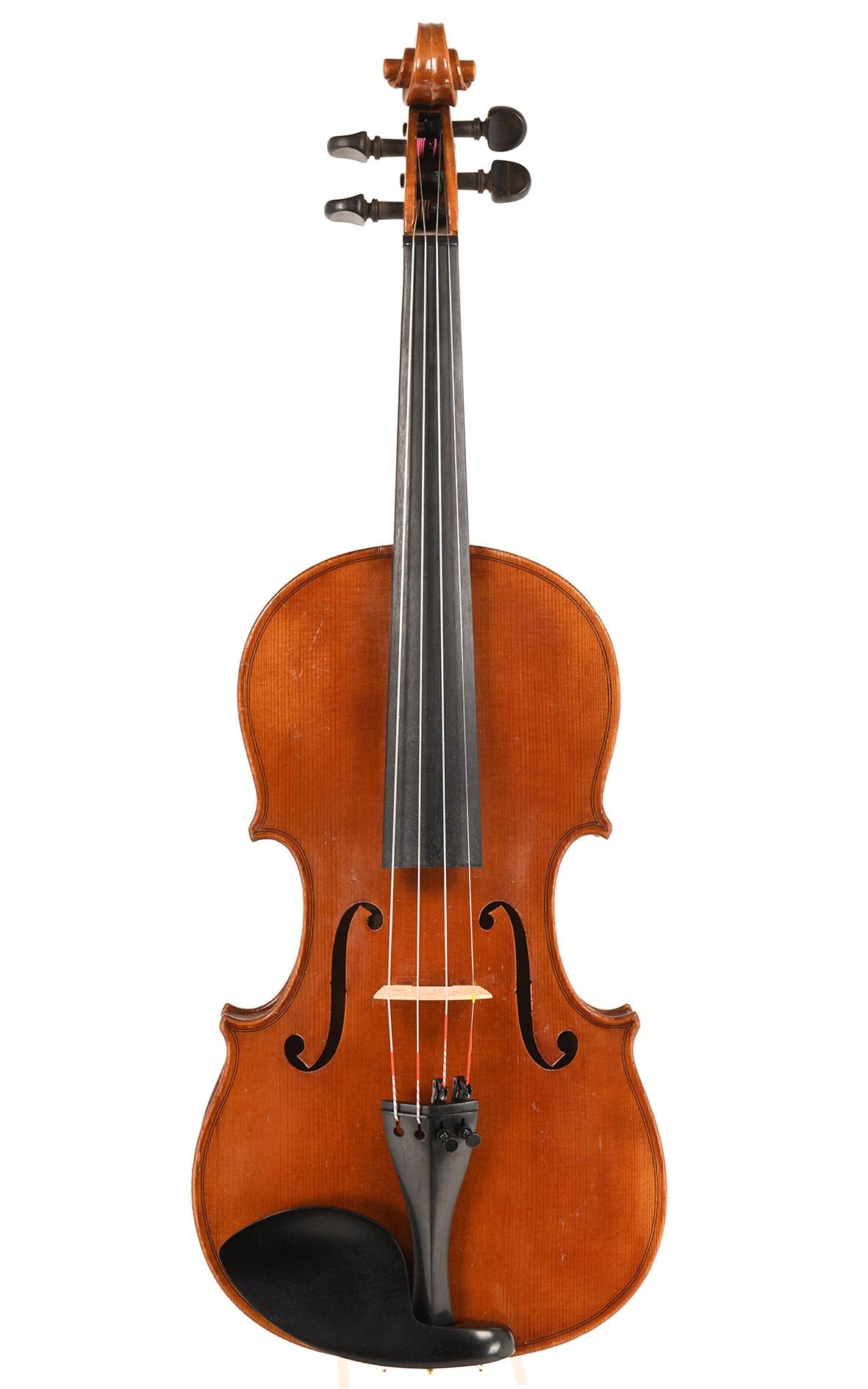 Deutsche Geige aus Mittenwald, 1940er Jahre