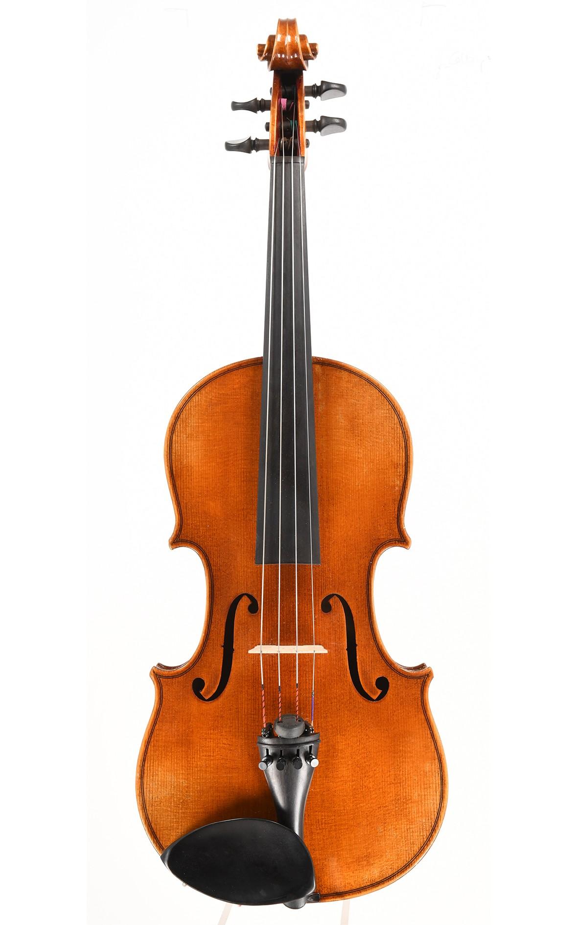 Markneukirchener Violine nach Antonio Stradivari, heller, klarer Ton