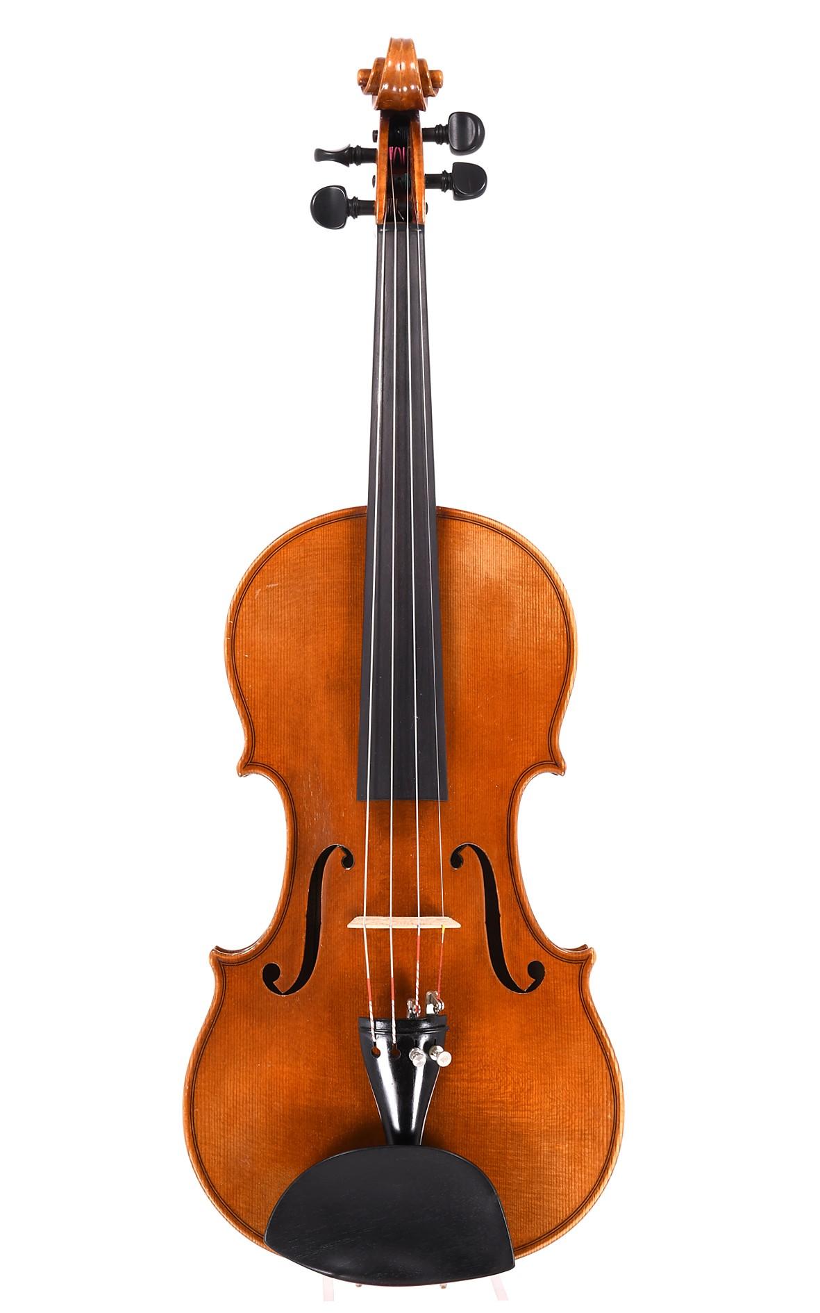 Master violin by Erich Sandner