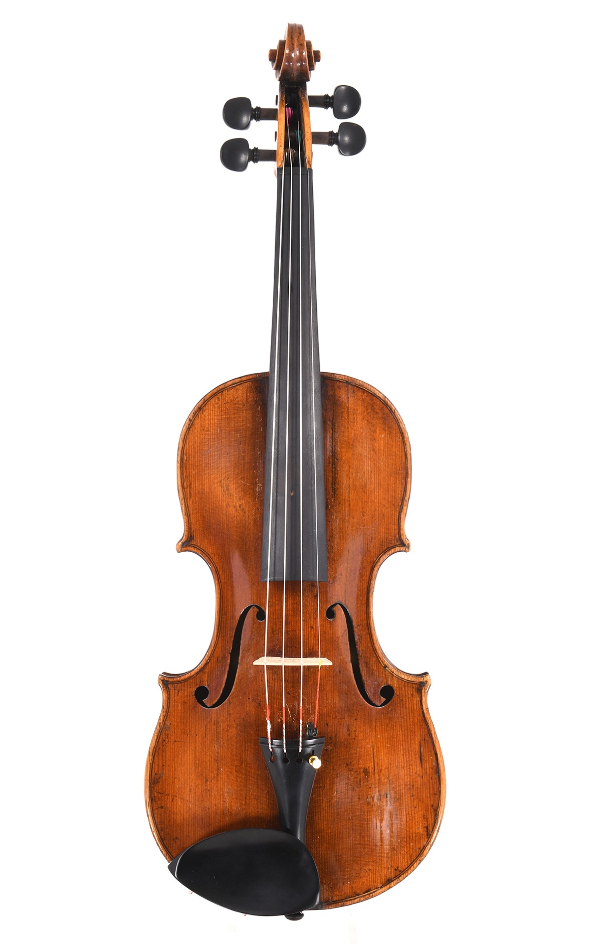 Antique professional violin from Saxony, made around 1800