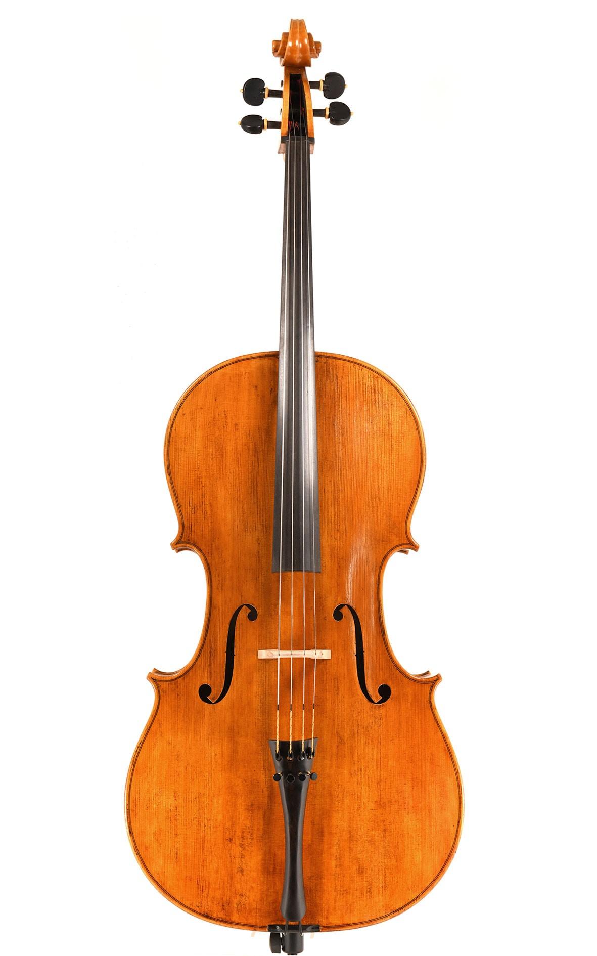 Italian cello from Cremona, C. Perletti