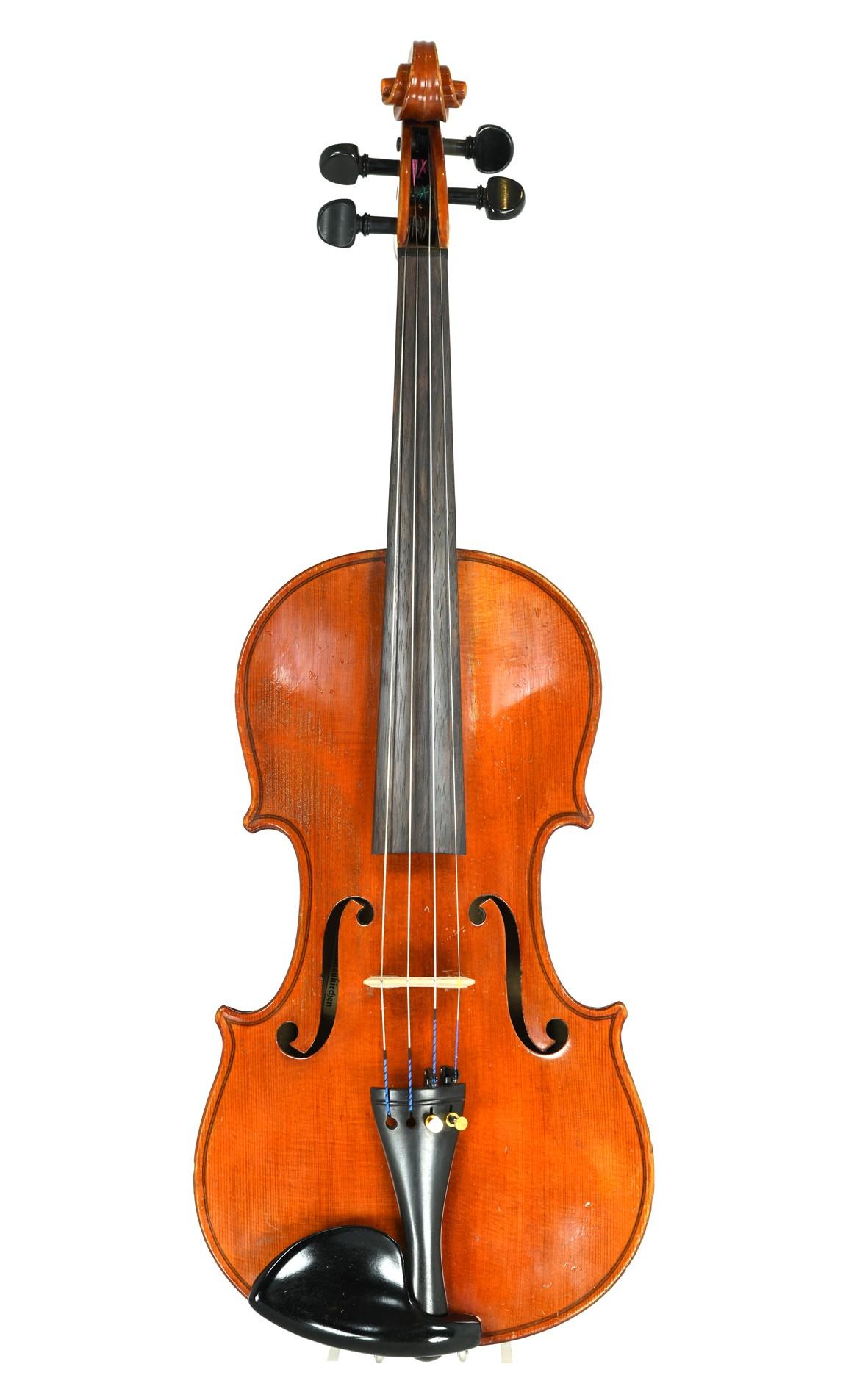 Kurt Raabs violin