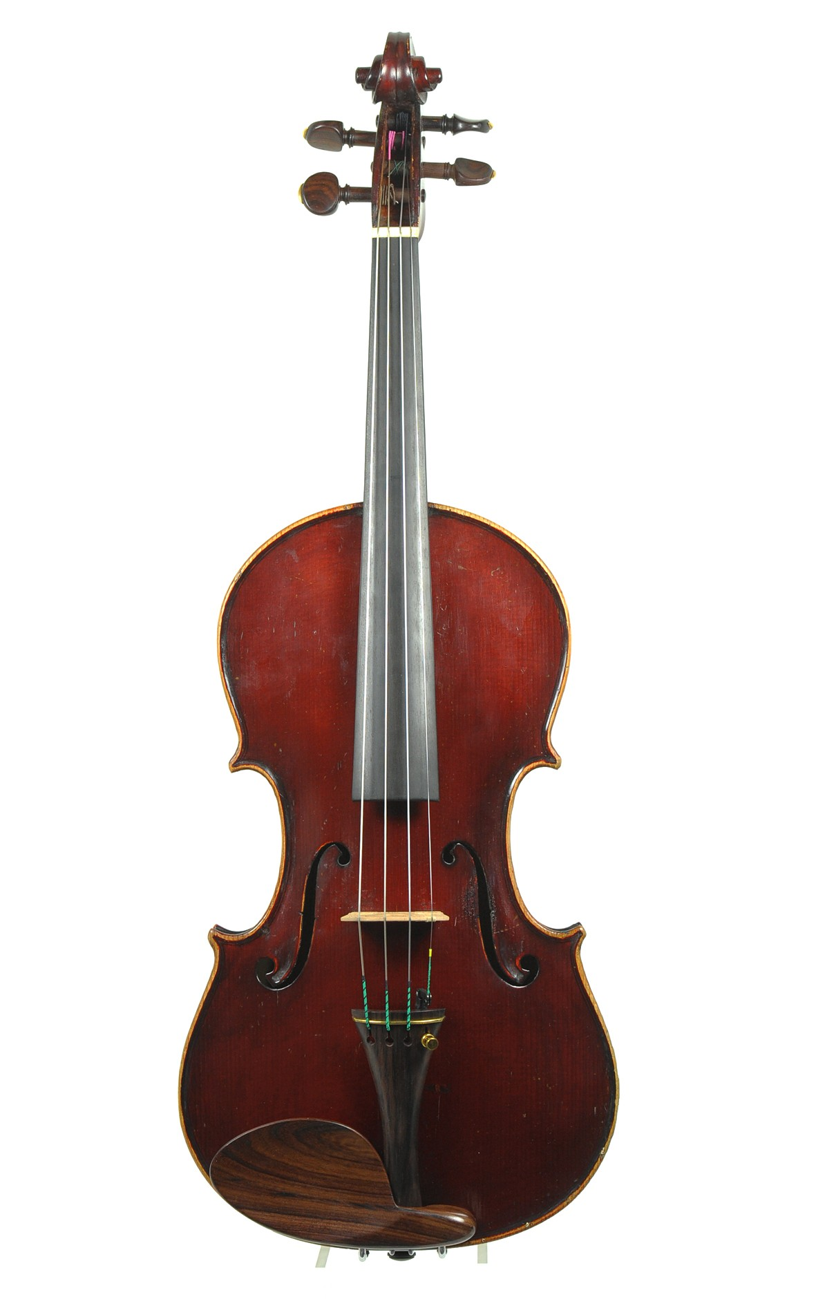 Officina Claudio Monteverde, Cremona, 1923: Italian violin