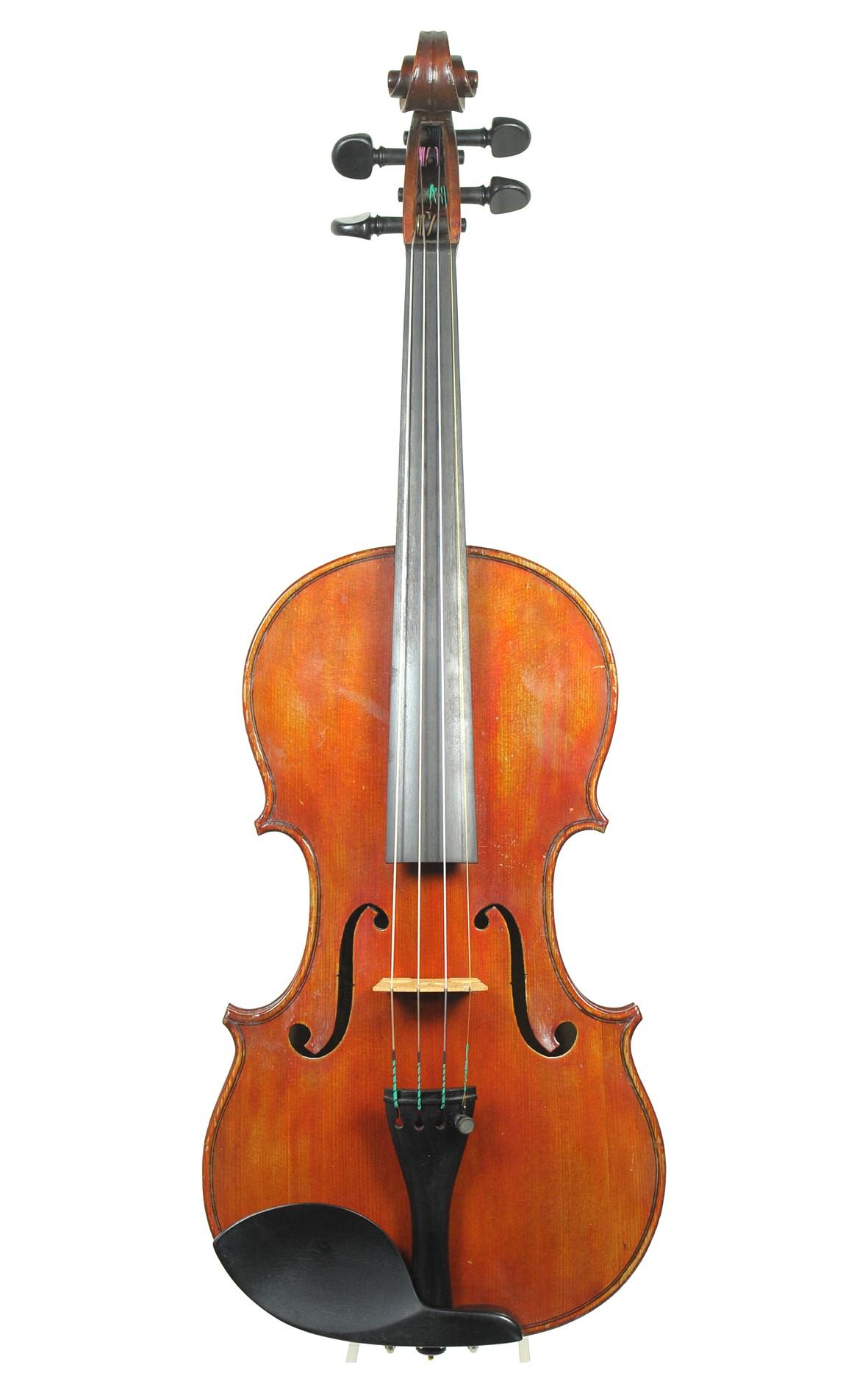 Italienische Geige von Franco Albanelli, Bologna