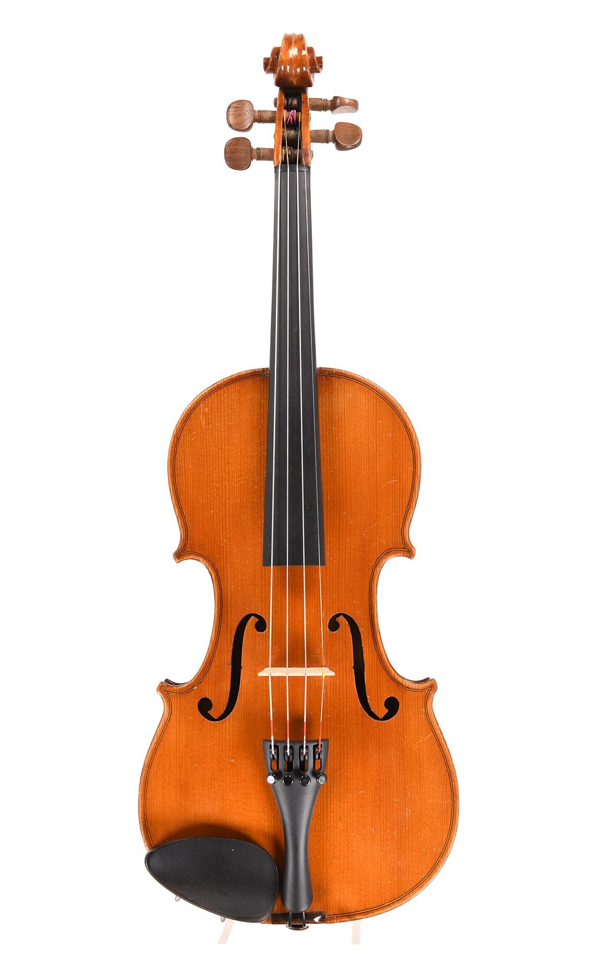 Antike französische 3/4 Geige aus Mirecourt