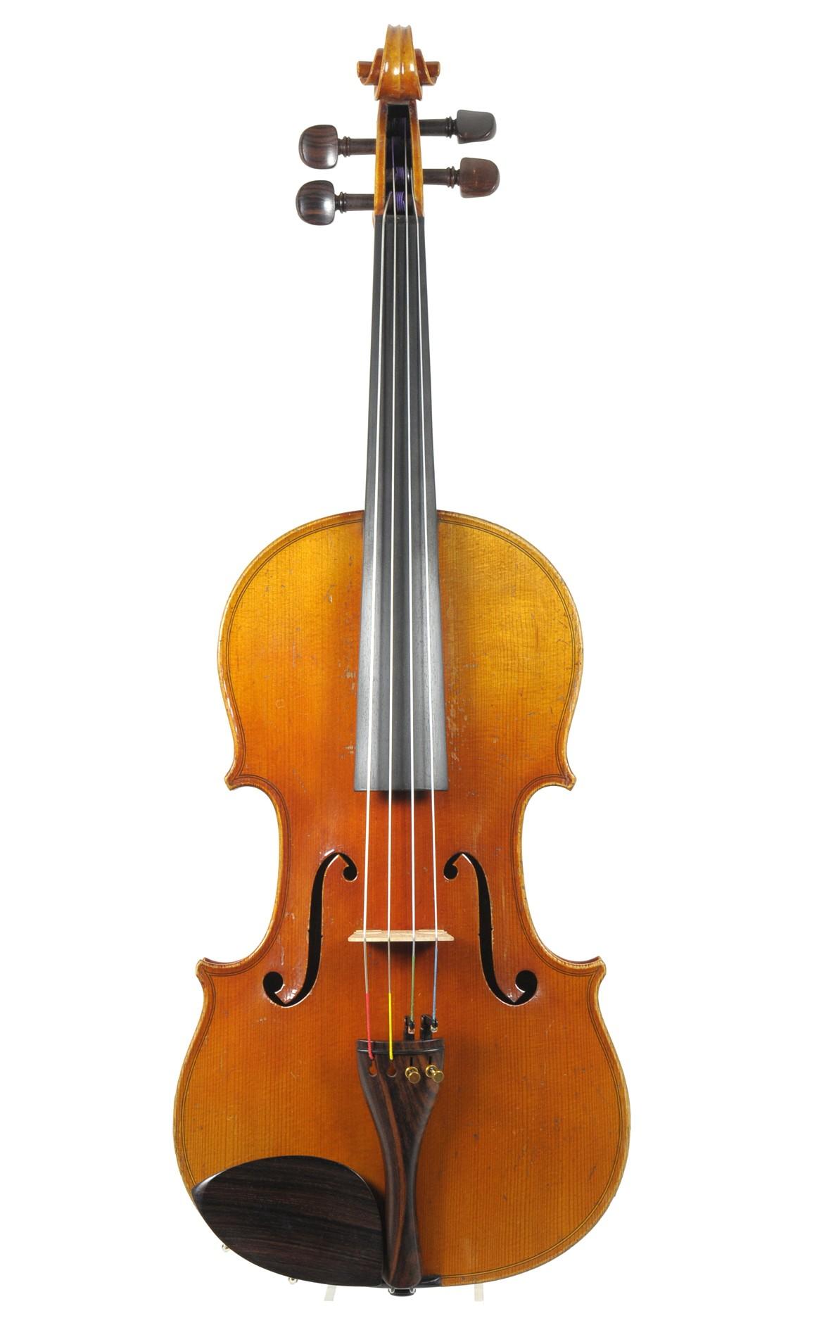 Old German Mittenwald viola, Neuner & Hornsteiner