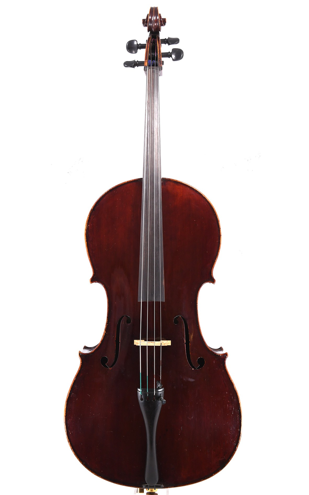 Fine Mittenwald cello, approx. 1850