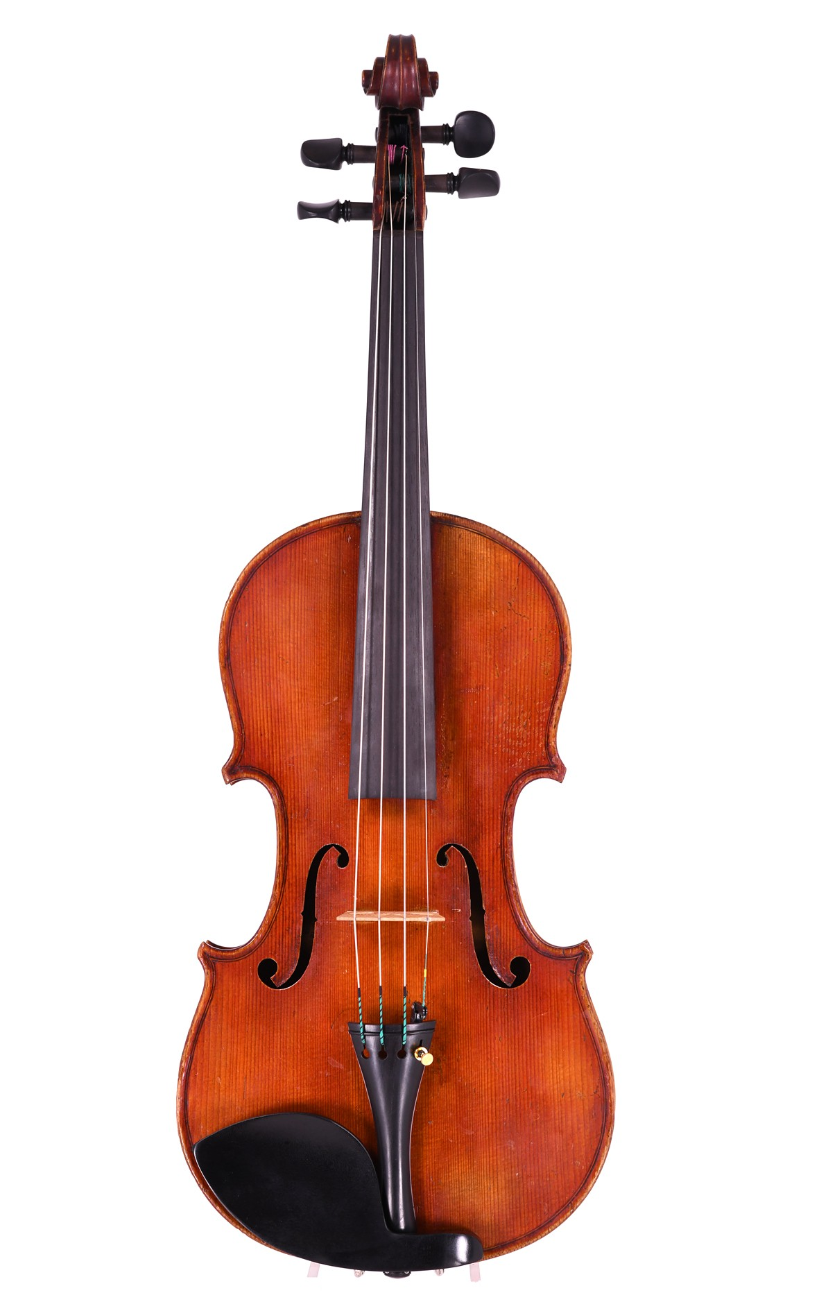 George Adolphe Chanot, G. A. Chanot Violin #212