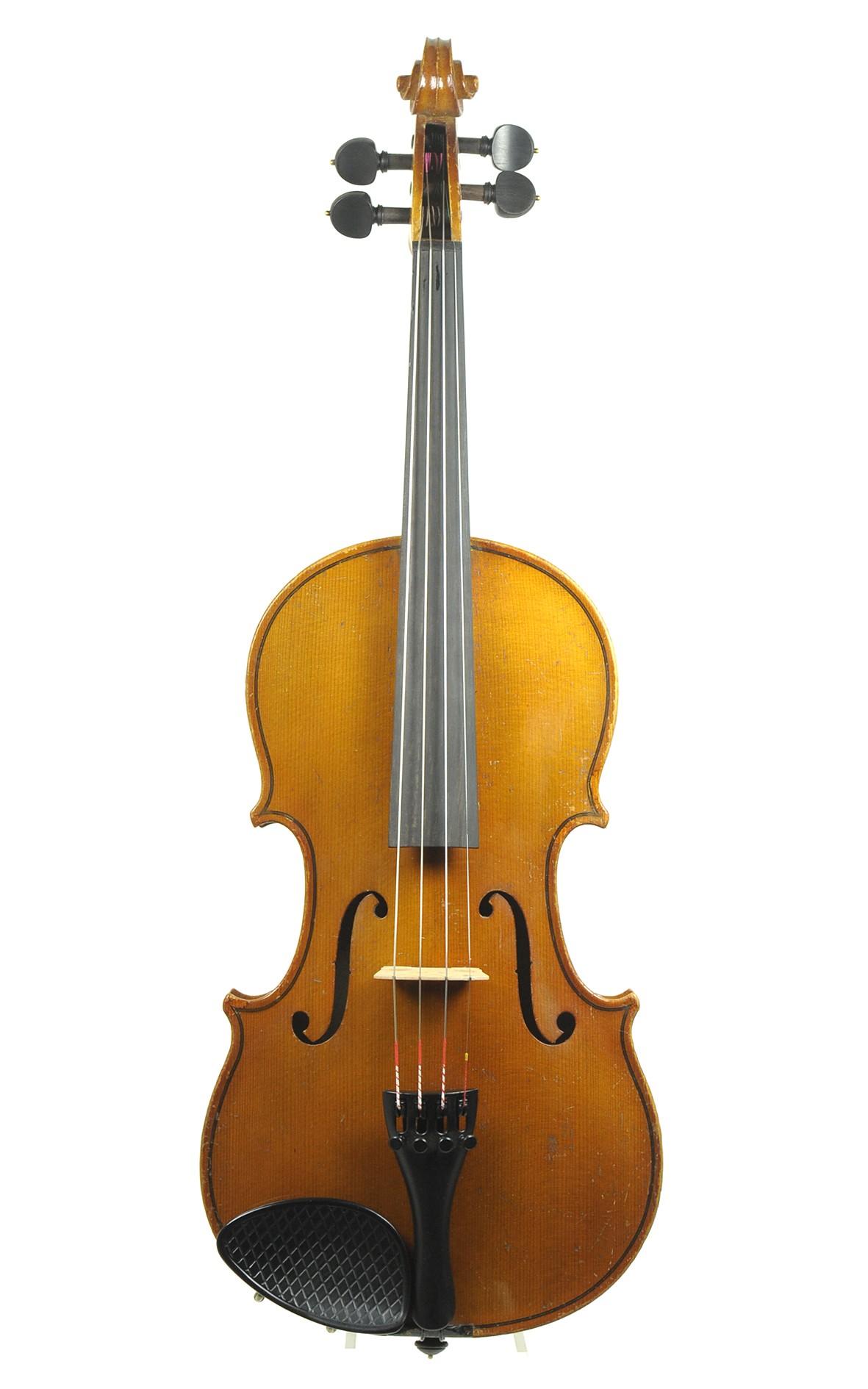 "Old Czech violin - ""The Metro Violin Class"""