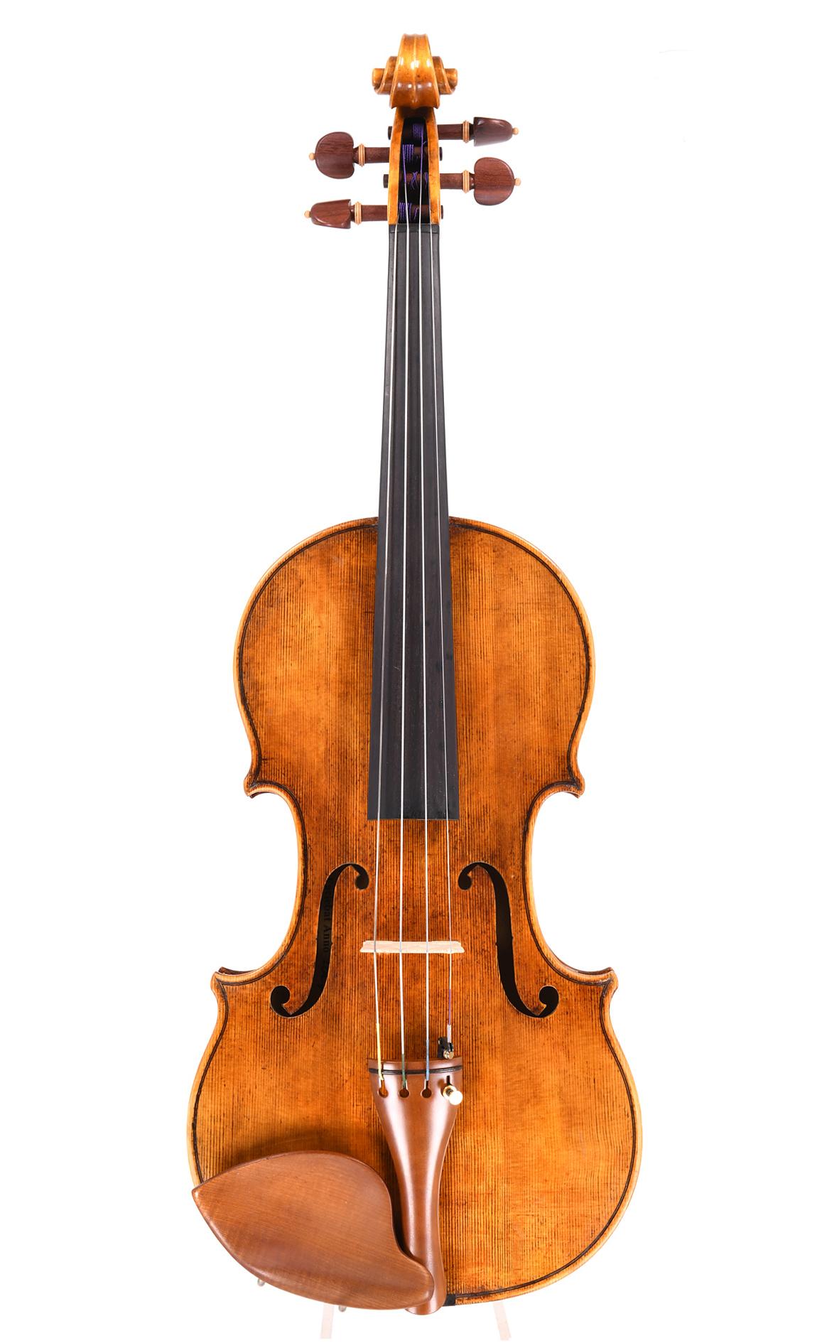 violin by marc de sterke