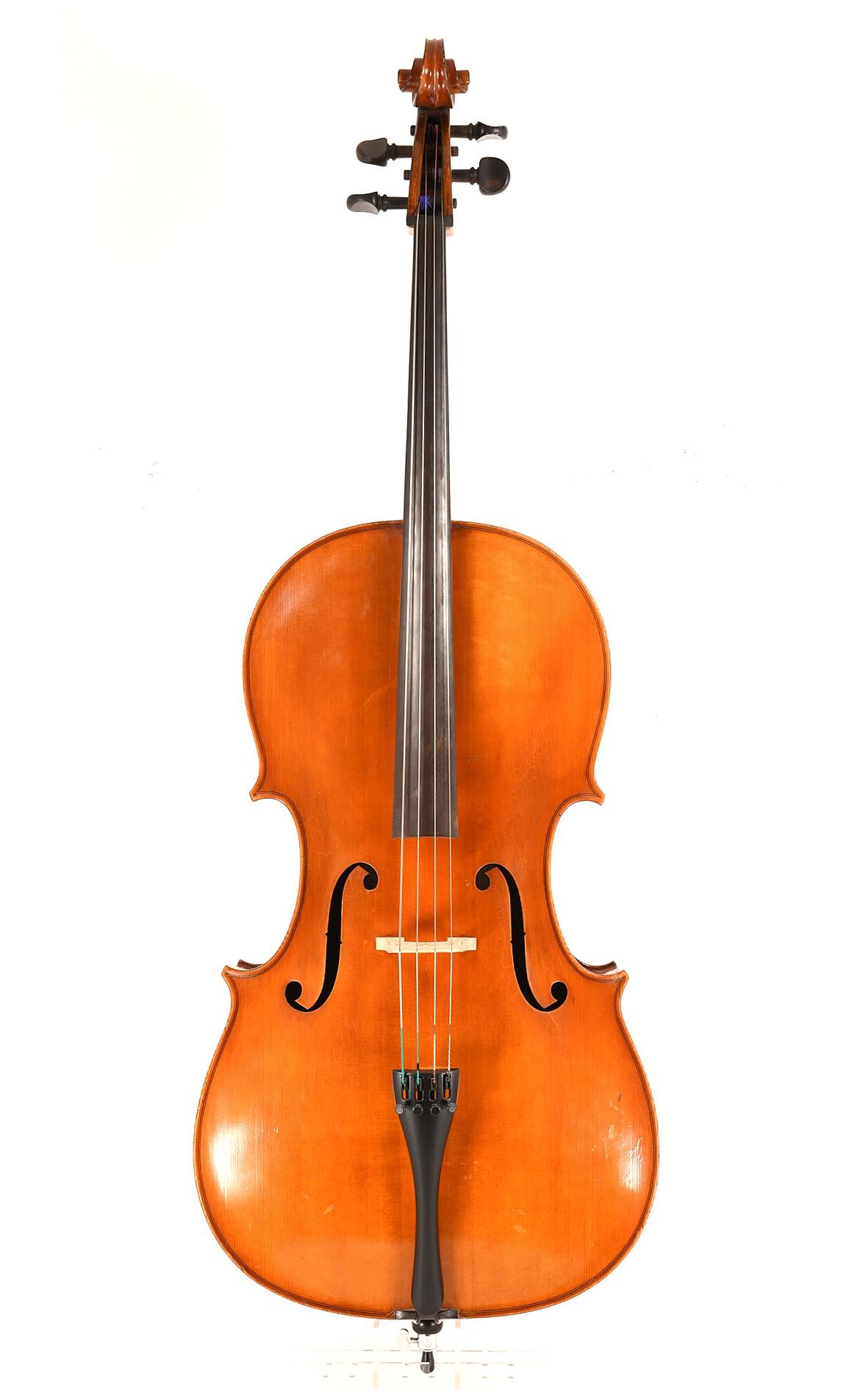 Englisches Cello, um 1980