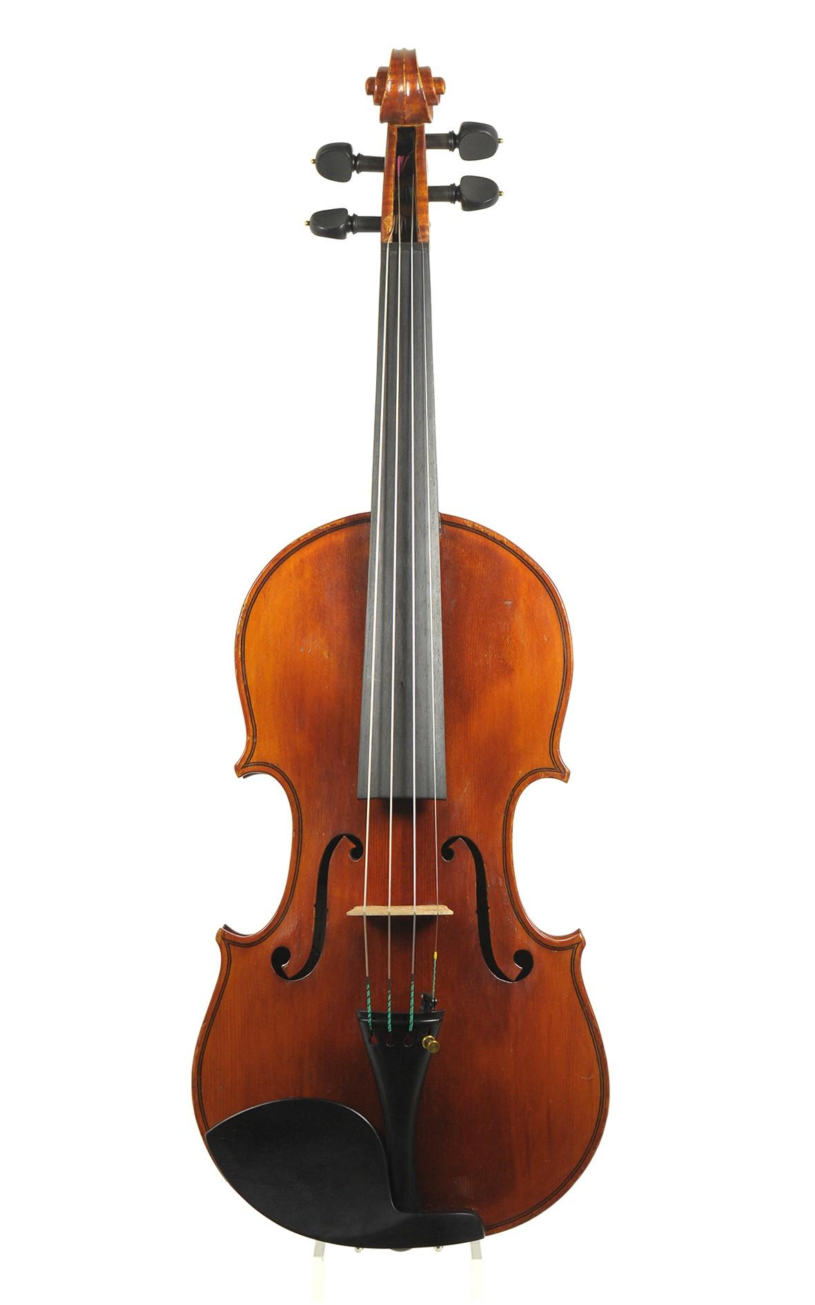 Italian violin, 20th century