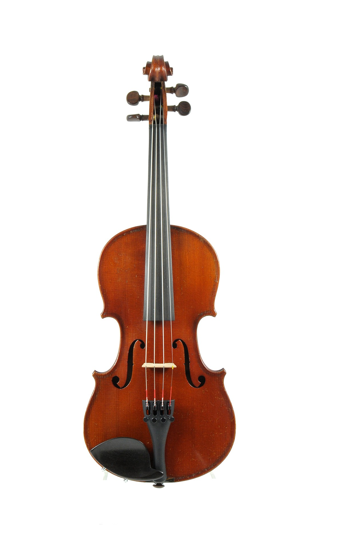 Old 1/2 Violin with a wide neck, France, around 1880