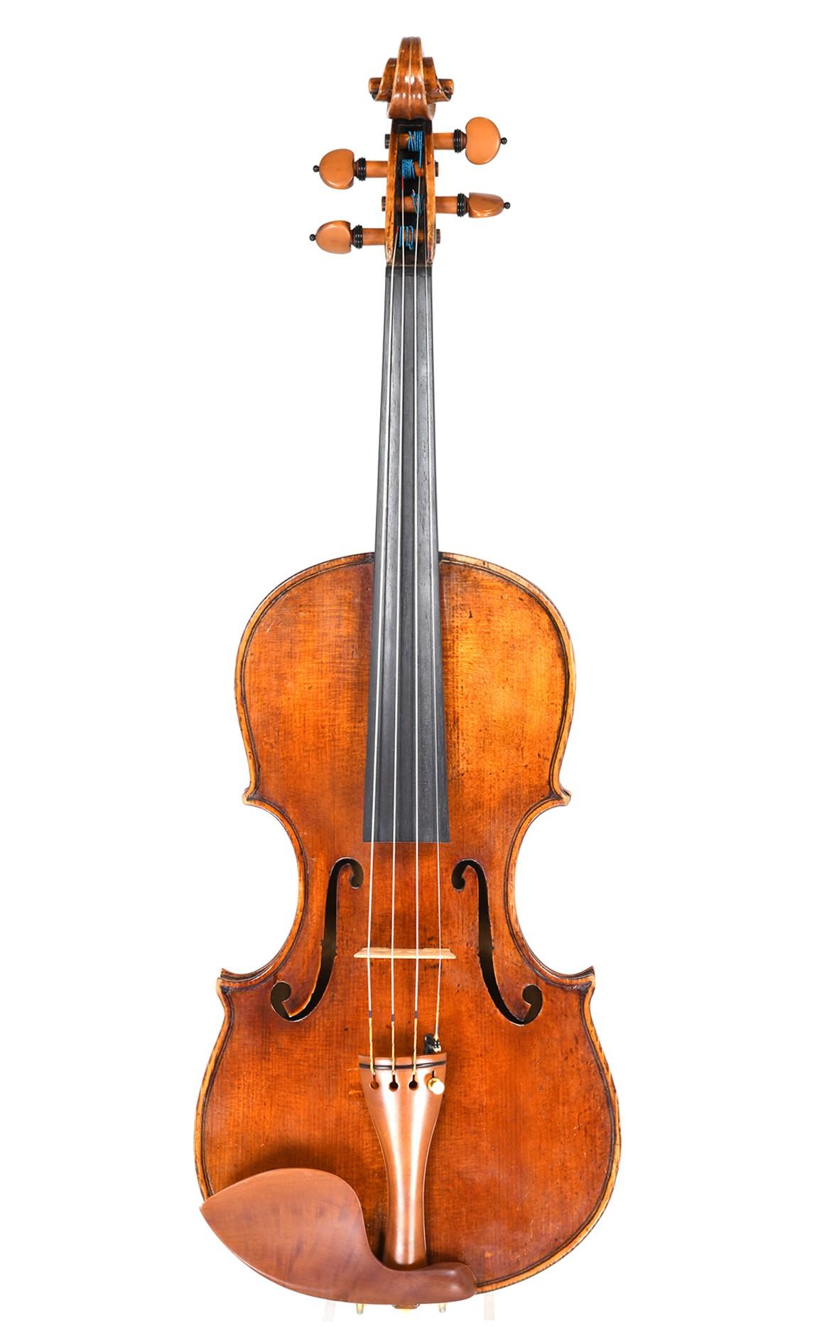 Modern master violin, copy of Gaetano Chiocchi