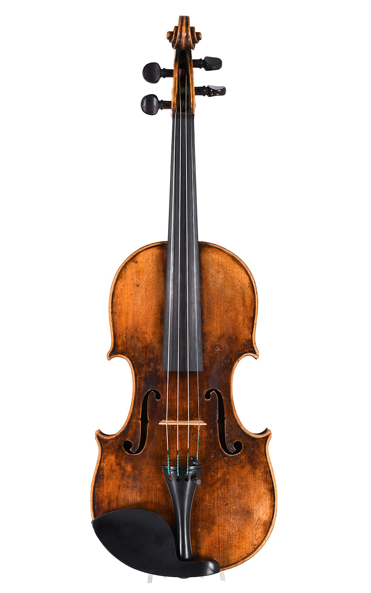 Master violin, Bavaria approx. 1800 - table