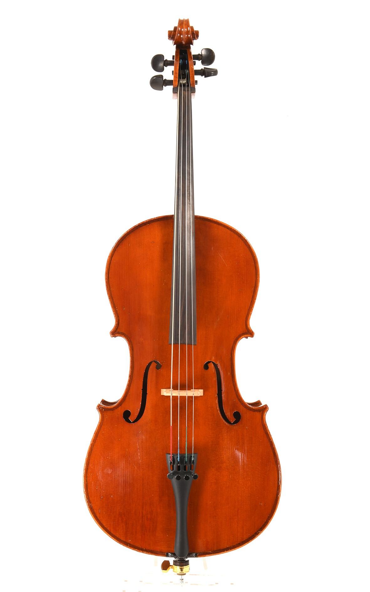 Französisches 1/4 Cello aus Mirecourt