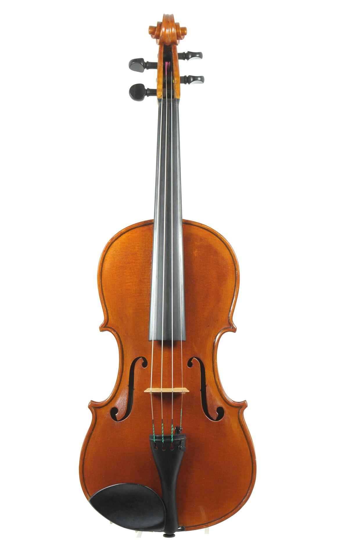 Italienische Geige, 1970, Benvenuto Botturi (Zertifikat B. Botturi)