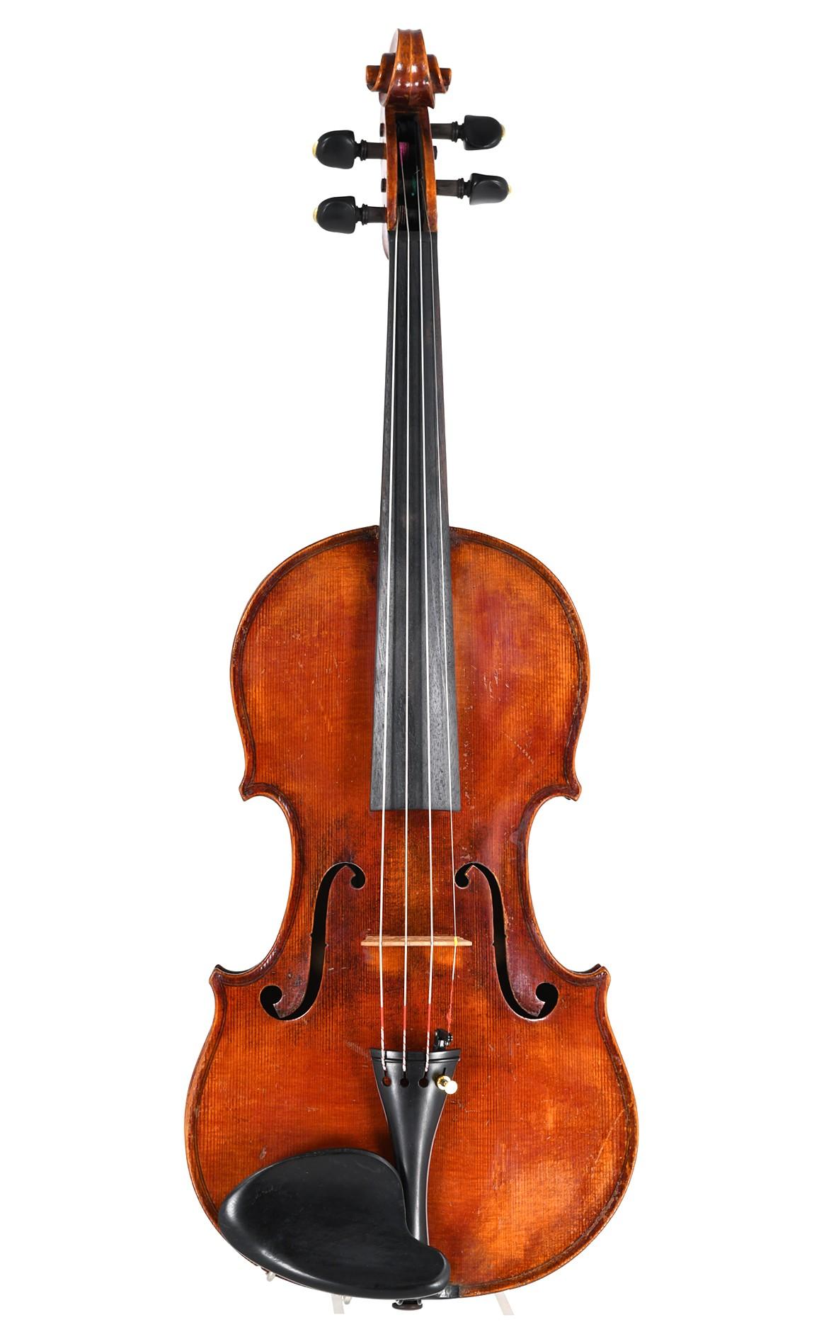 Bayerische Geige von Otto Ebner, Augsburg