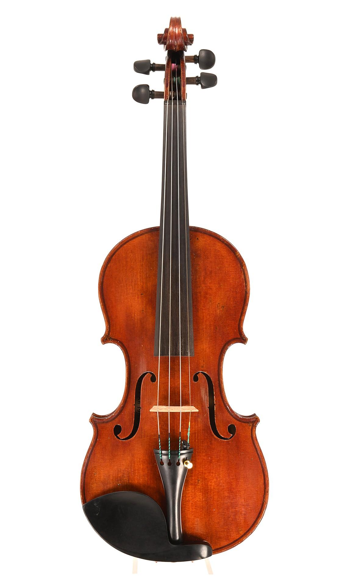 Georges Coné: Fine French violin no. 73. Lyon, 1937