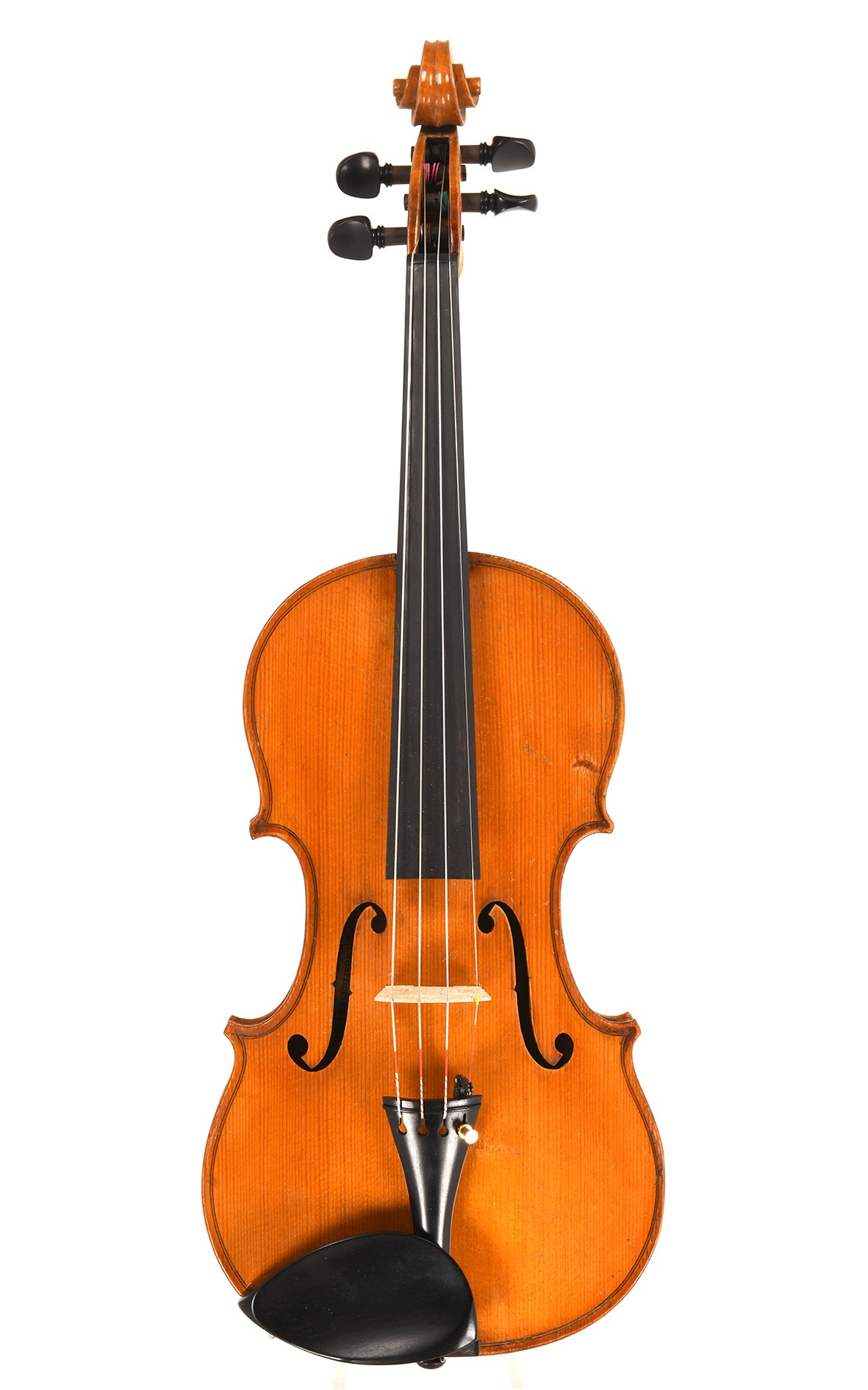 Antique French violin from Mirecourt, model Guarneri