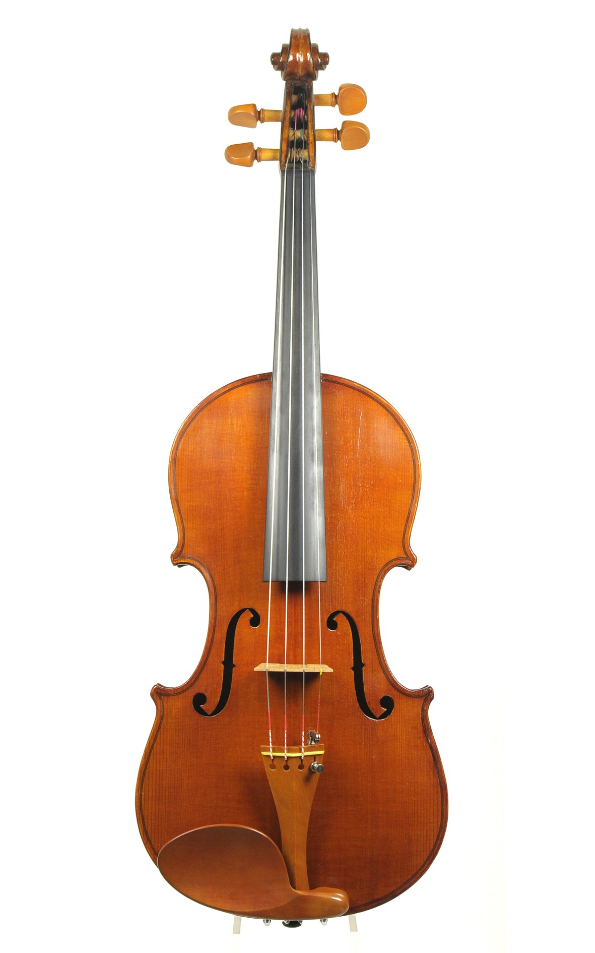 "German ""Conservatory violin"" after Stradivari, approx. 1930 - table"