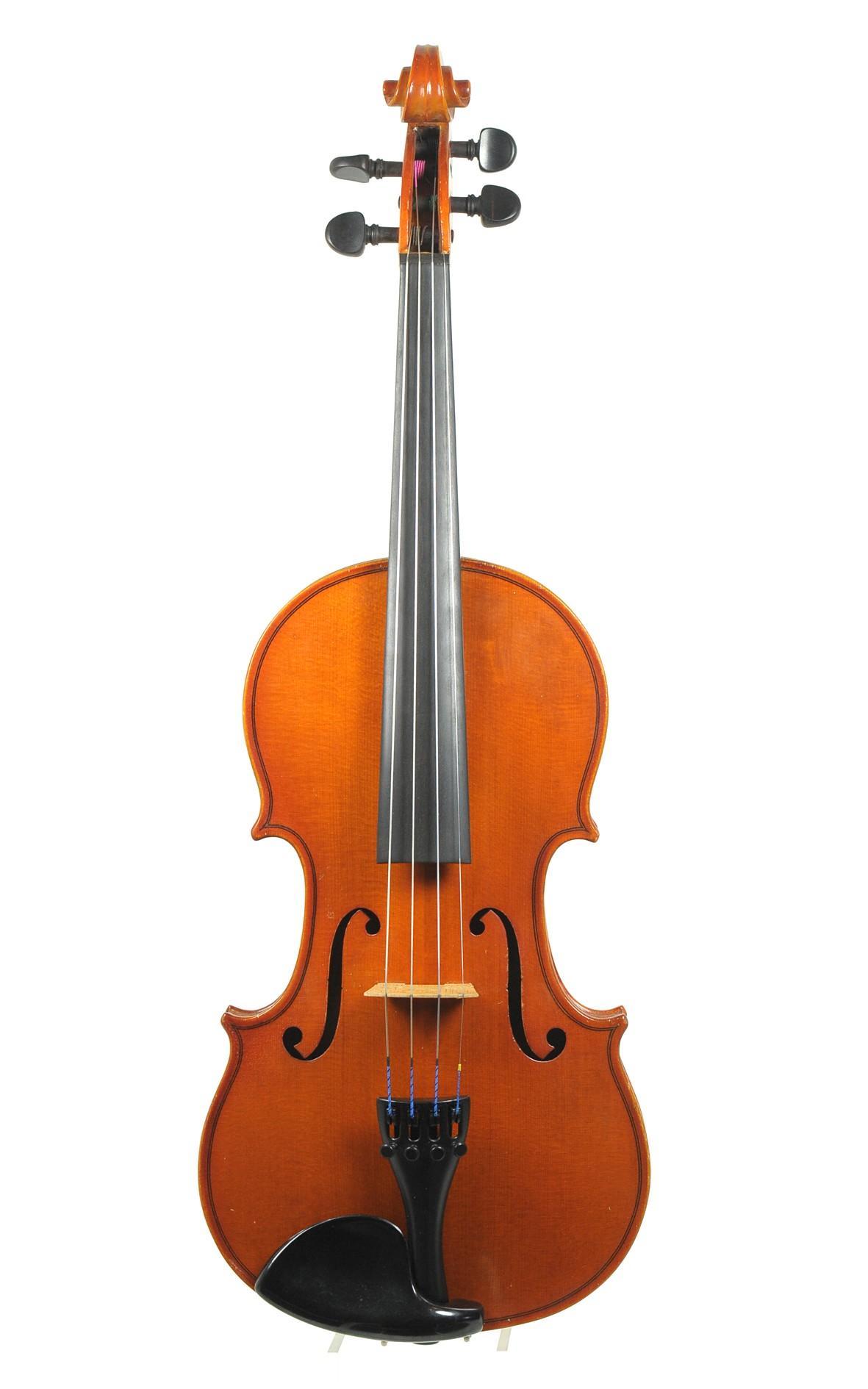 German violin, Bubenreuth approx. 1970 - top