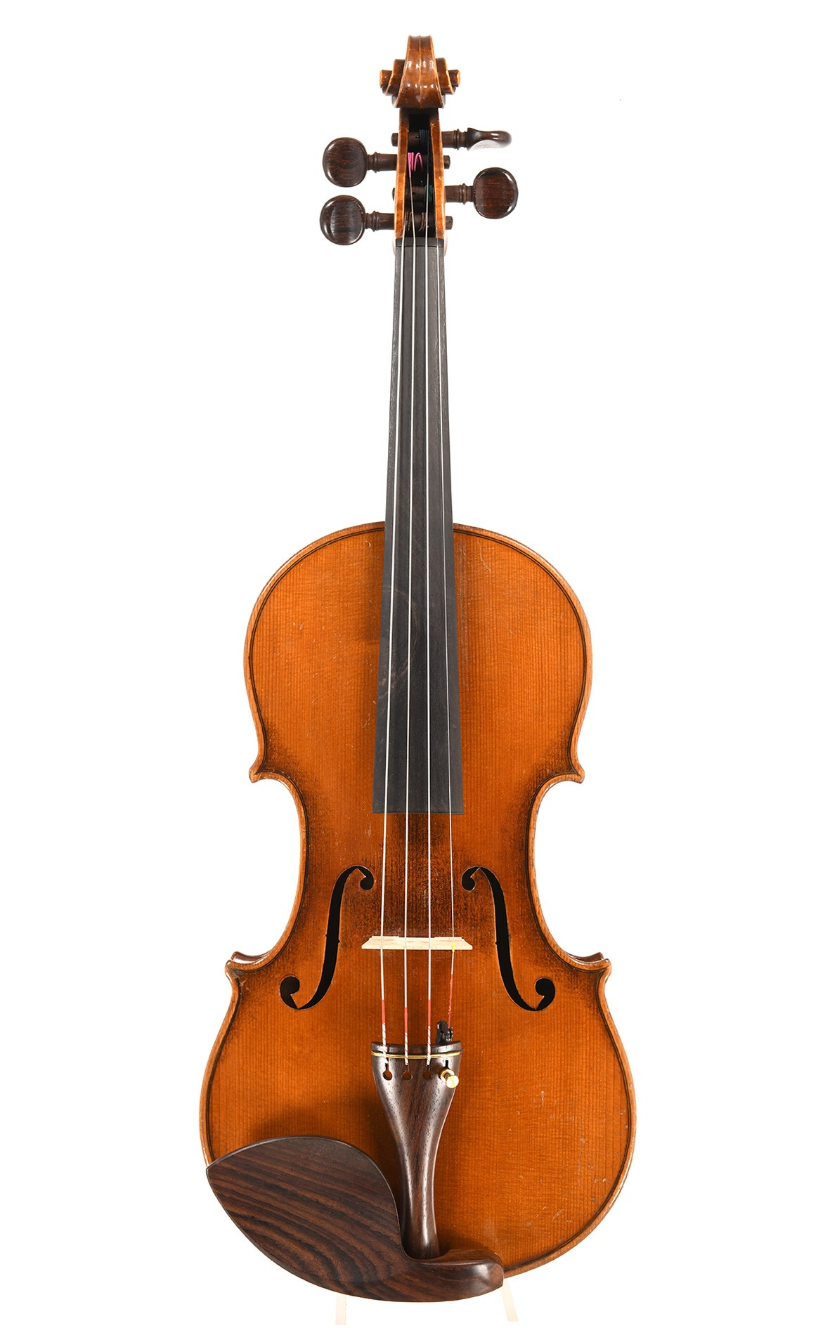 Old Markneukirchen violin by Schuster & Co.