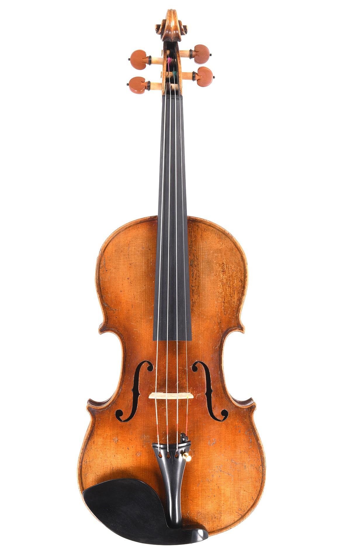 Deutsche Geige nach dem Modell von Nicolo Amati