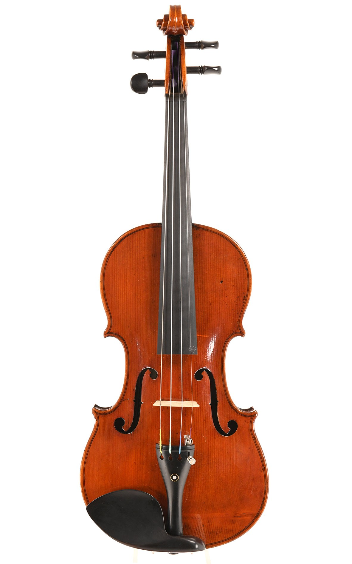 Alte böhmische Meistergeige um 1850