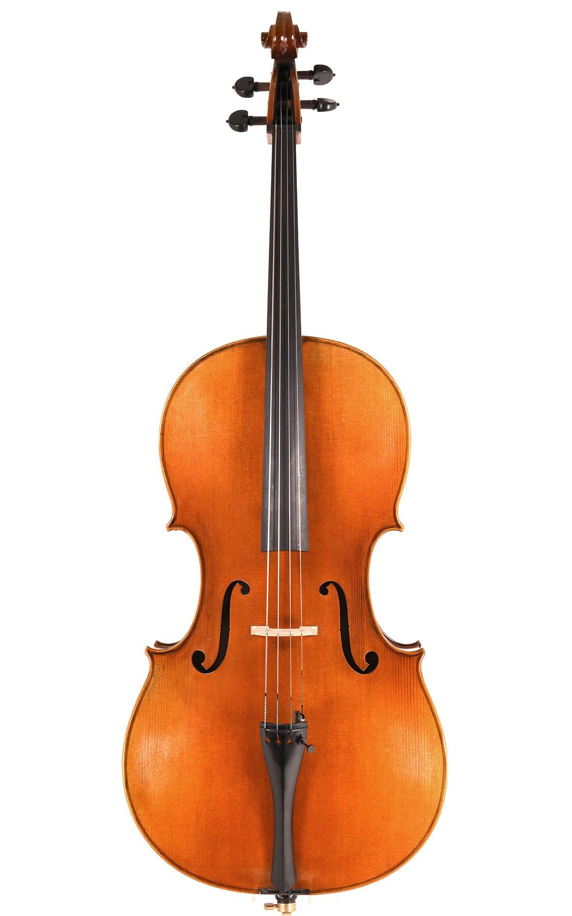 CV Selectio cello opus 23