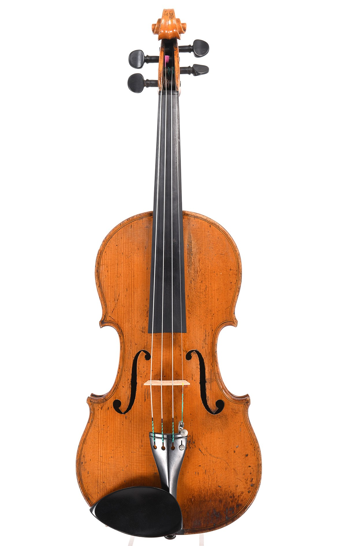 Fine French violin by Charles Buthod – a soloist instrument from around 1840