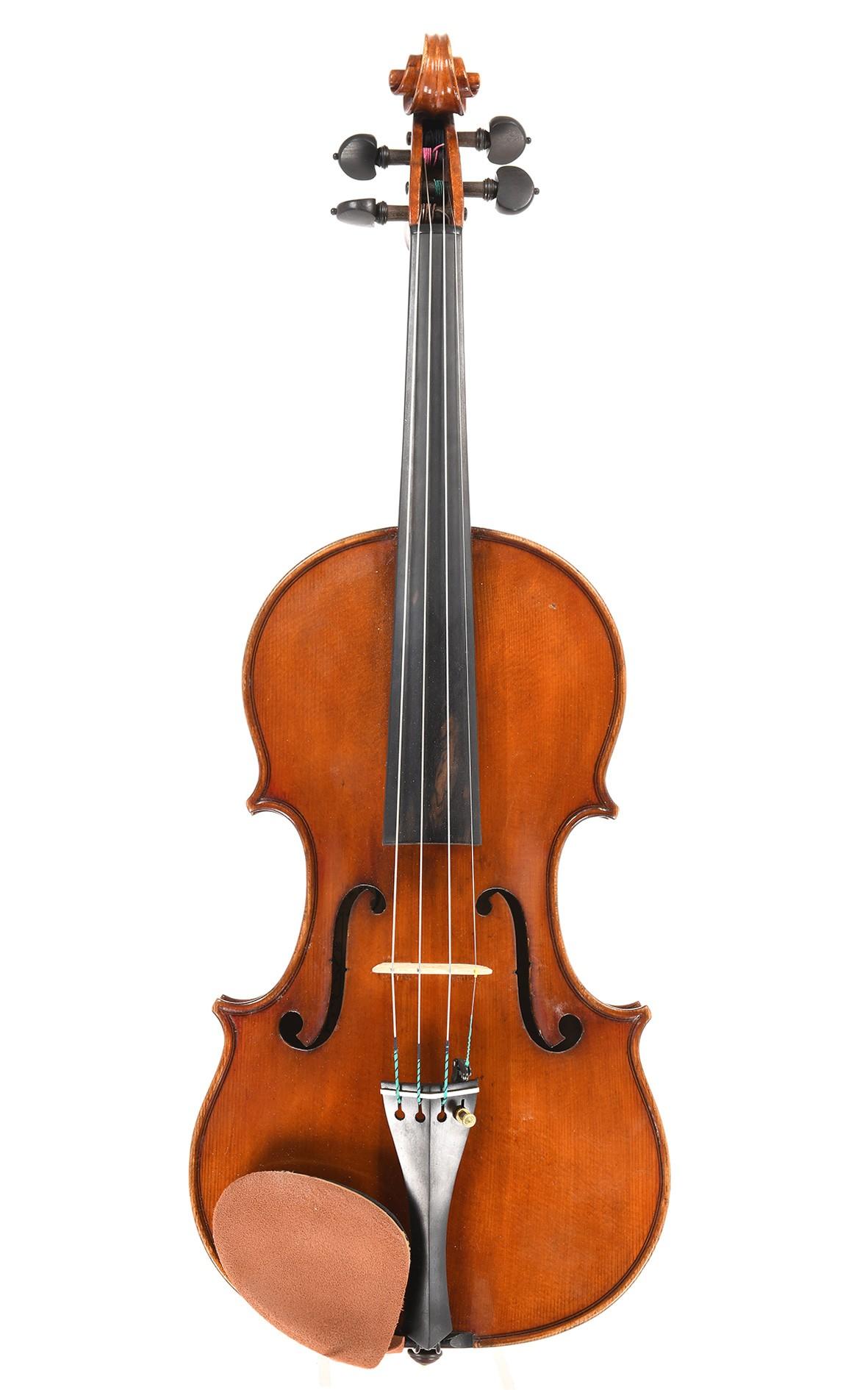 Giuseppe Pedrazzini, fine Italian violin