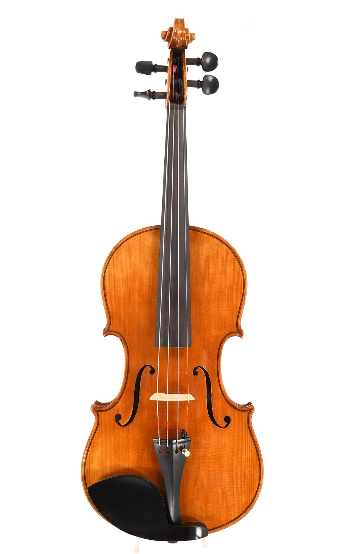 Deutsche Geige mit Öllack, Herrmann