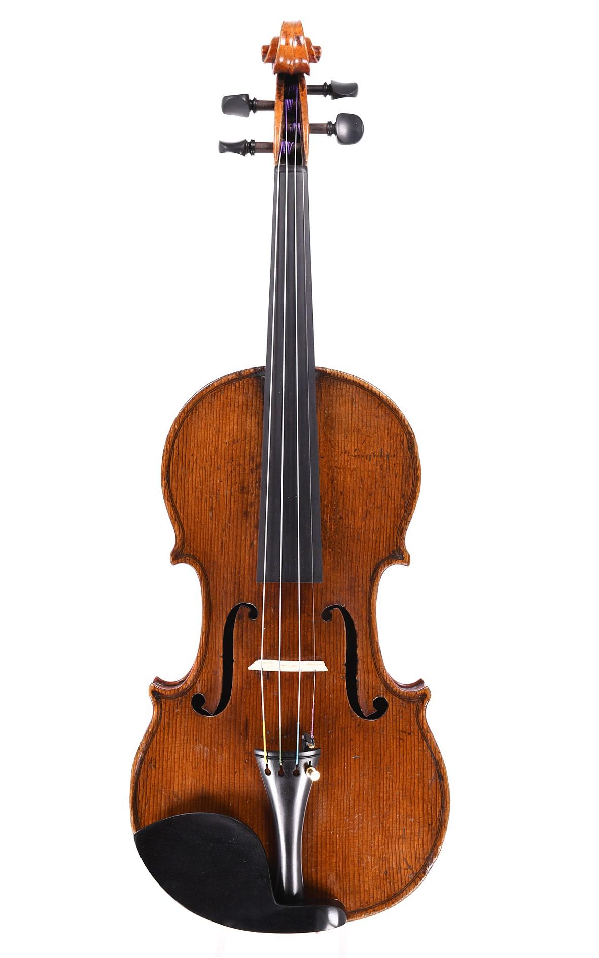 Nicolas Morlot Geige