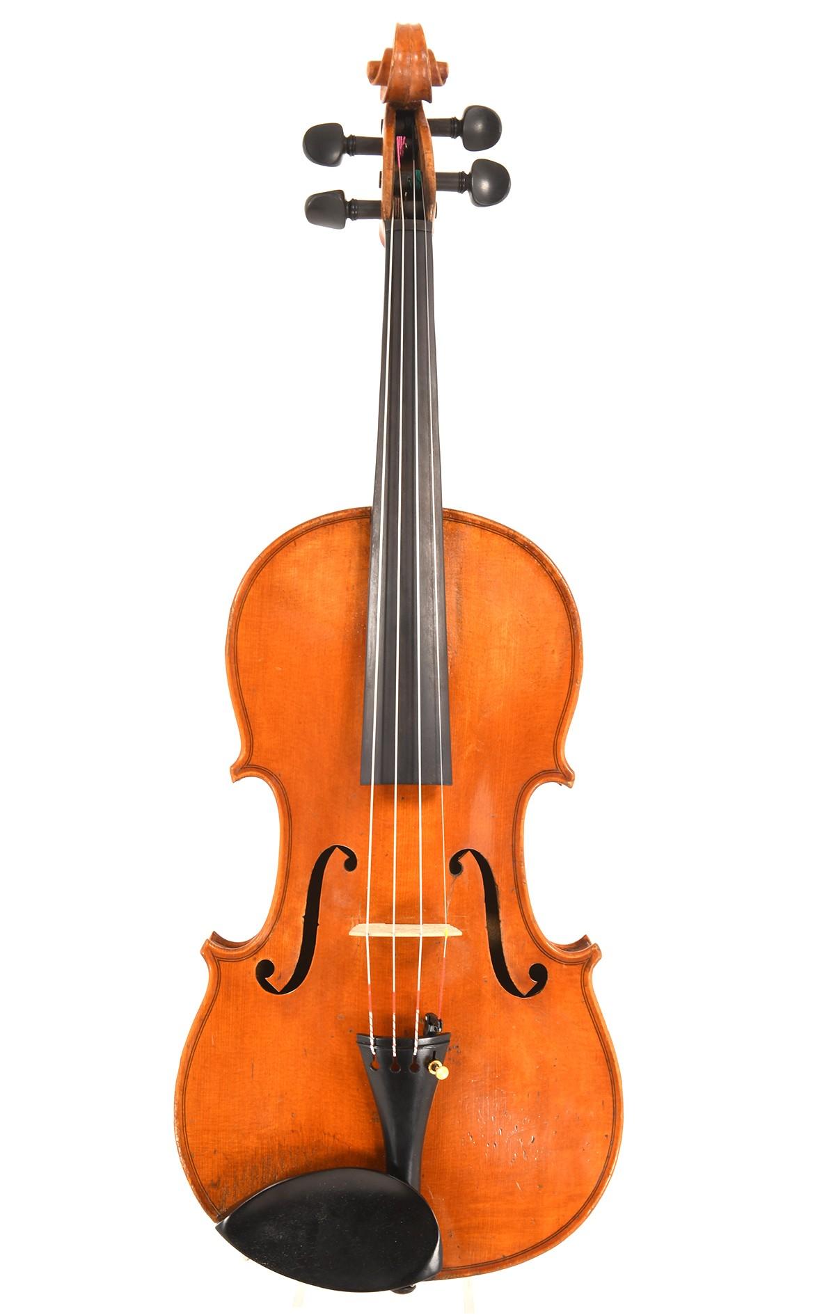 Beau violon ancien français, années 1920