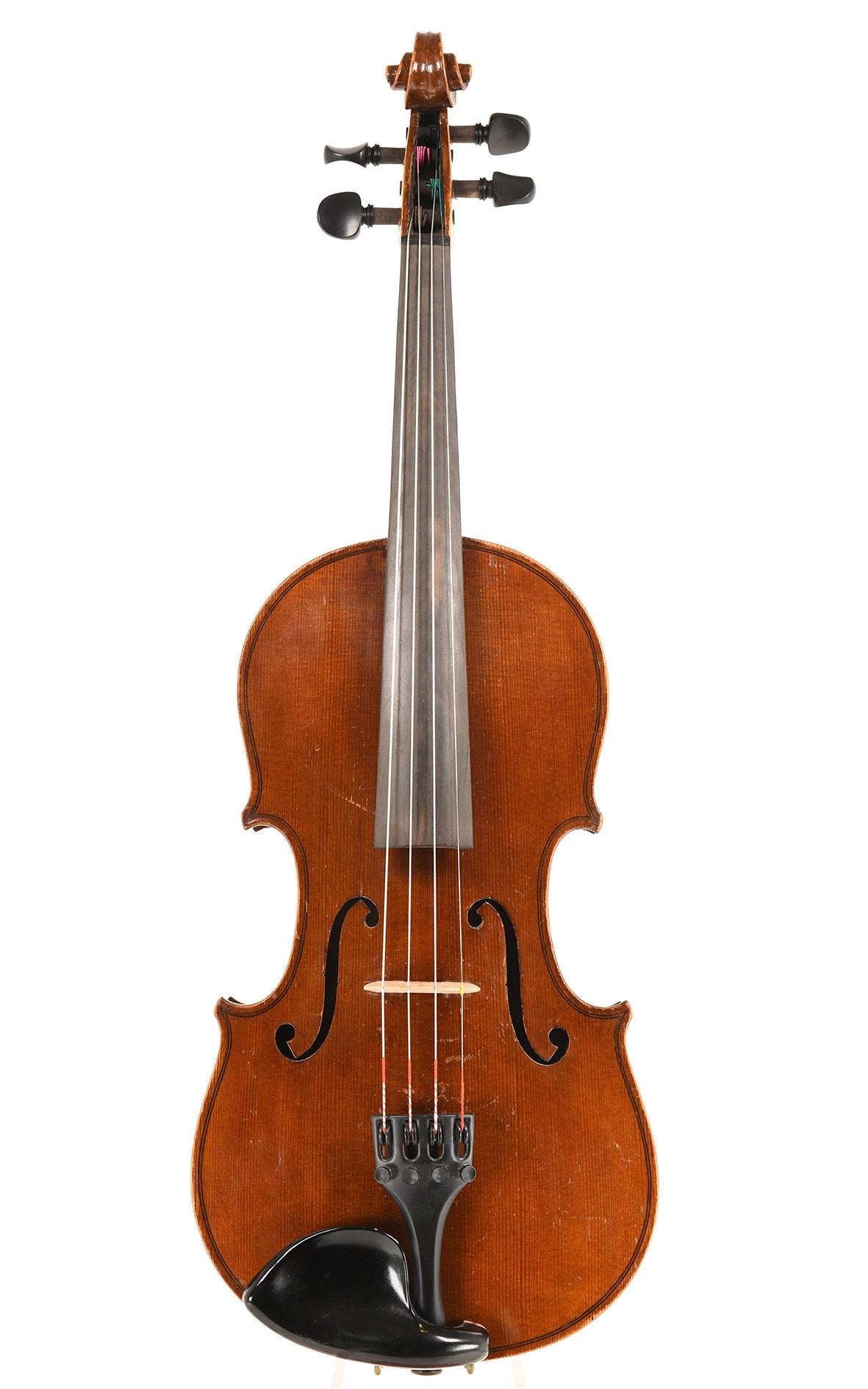 Alte sächsische Geige