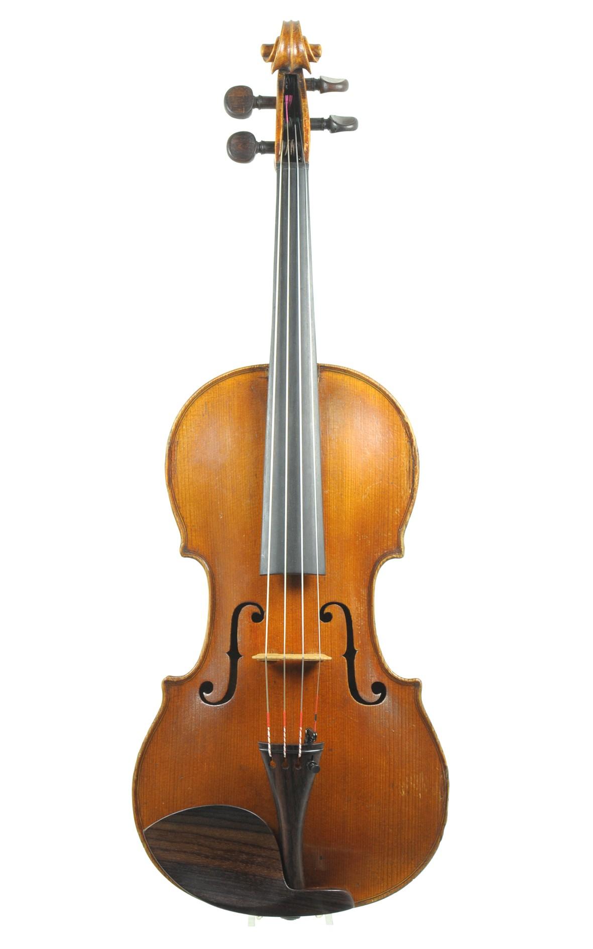 Violin by Claude-François Vuillaume, Mirecourt