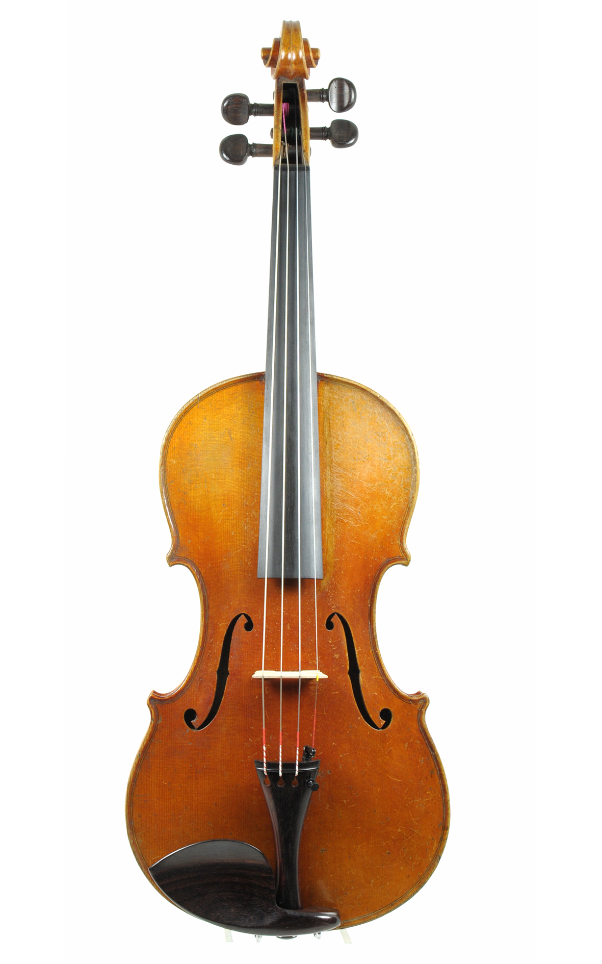 Violin by J. A. Baader, Mittenwald