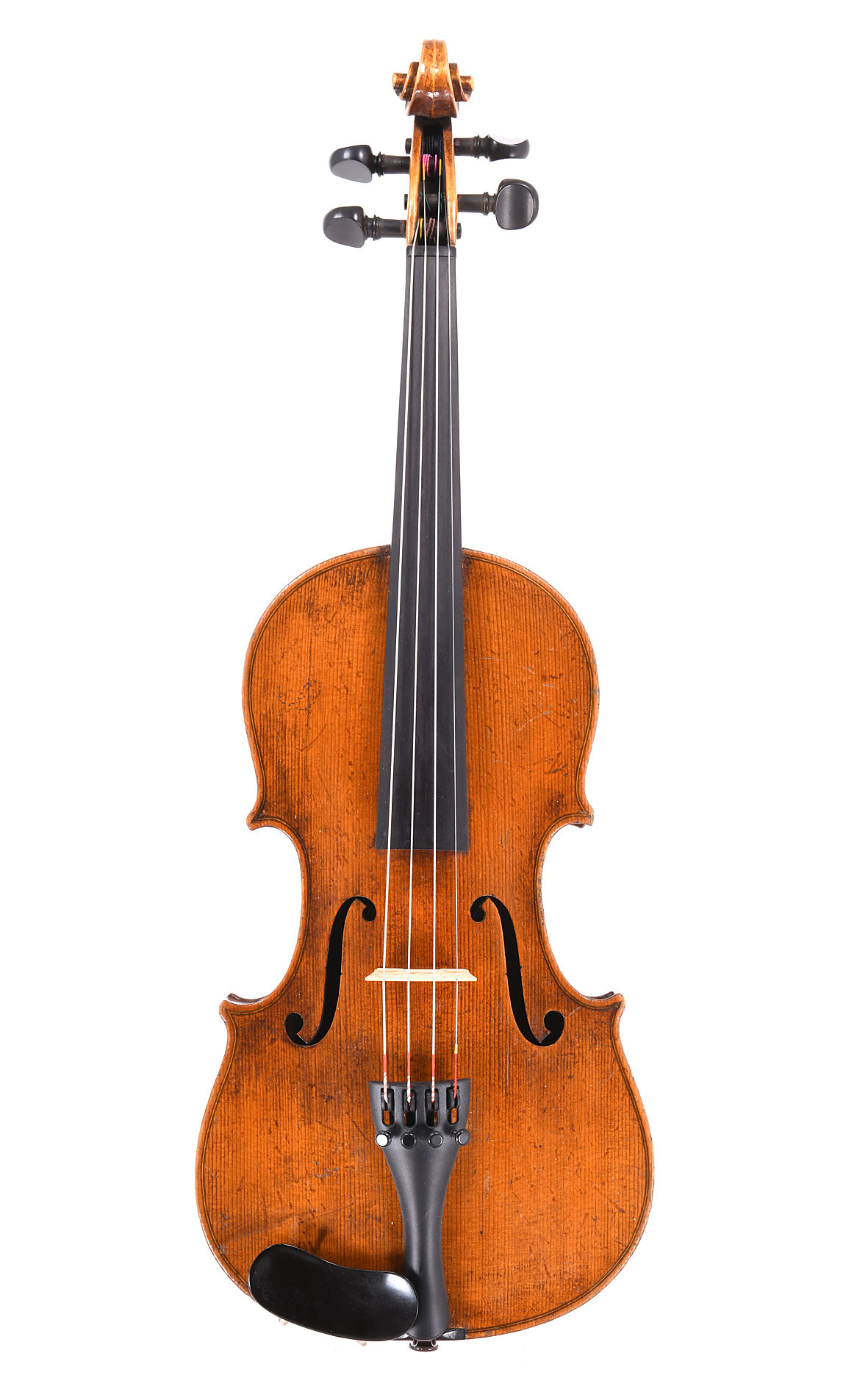 3/4 violin from Markneukirchen - top