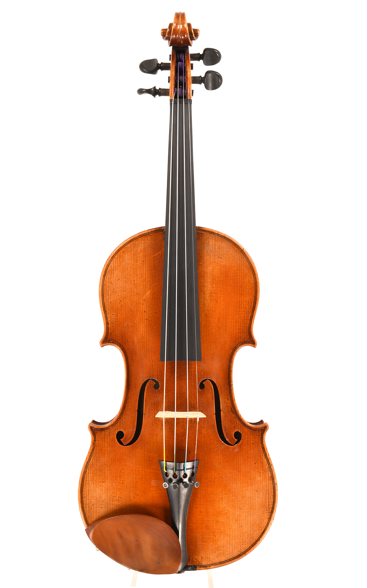 Markneukirchen violin by Paul Rammig, 1938