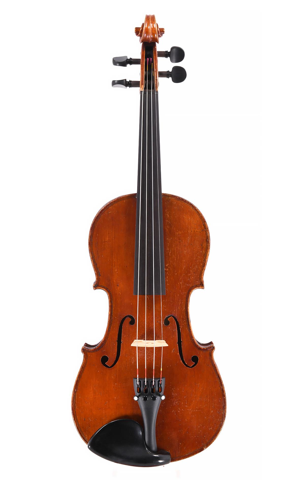sale antique german 3 4 violin from mittenwald children 39 s violins mittenwald unknown. Black Bedroom Furniture Sets. Home Design Ideas