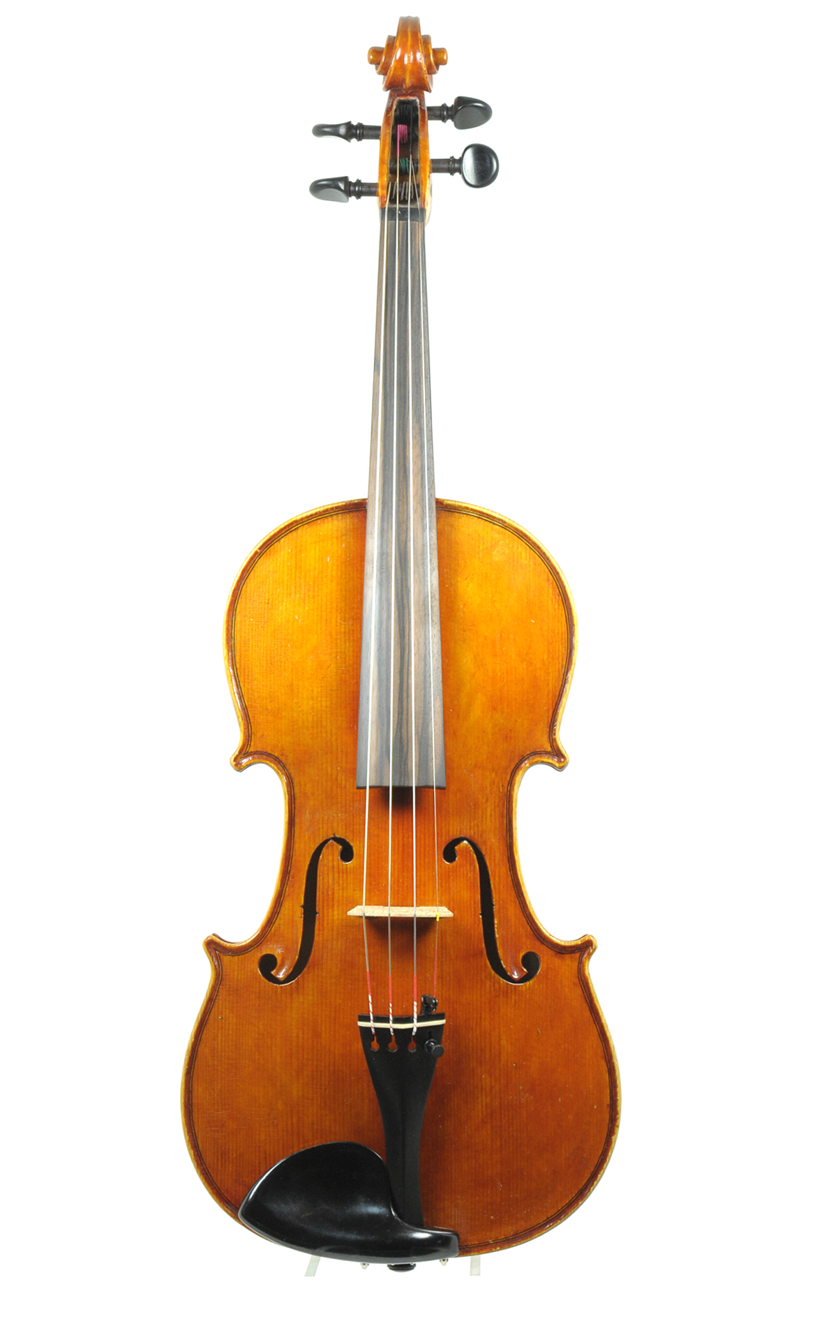 Is Your Instrument Modern or Old (or Fake Old) by Violin Standards