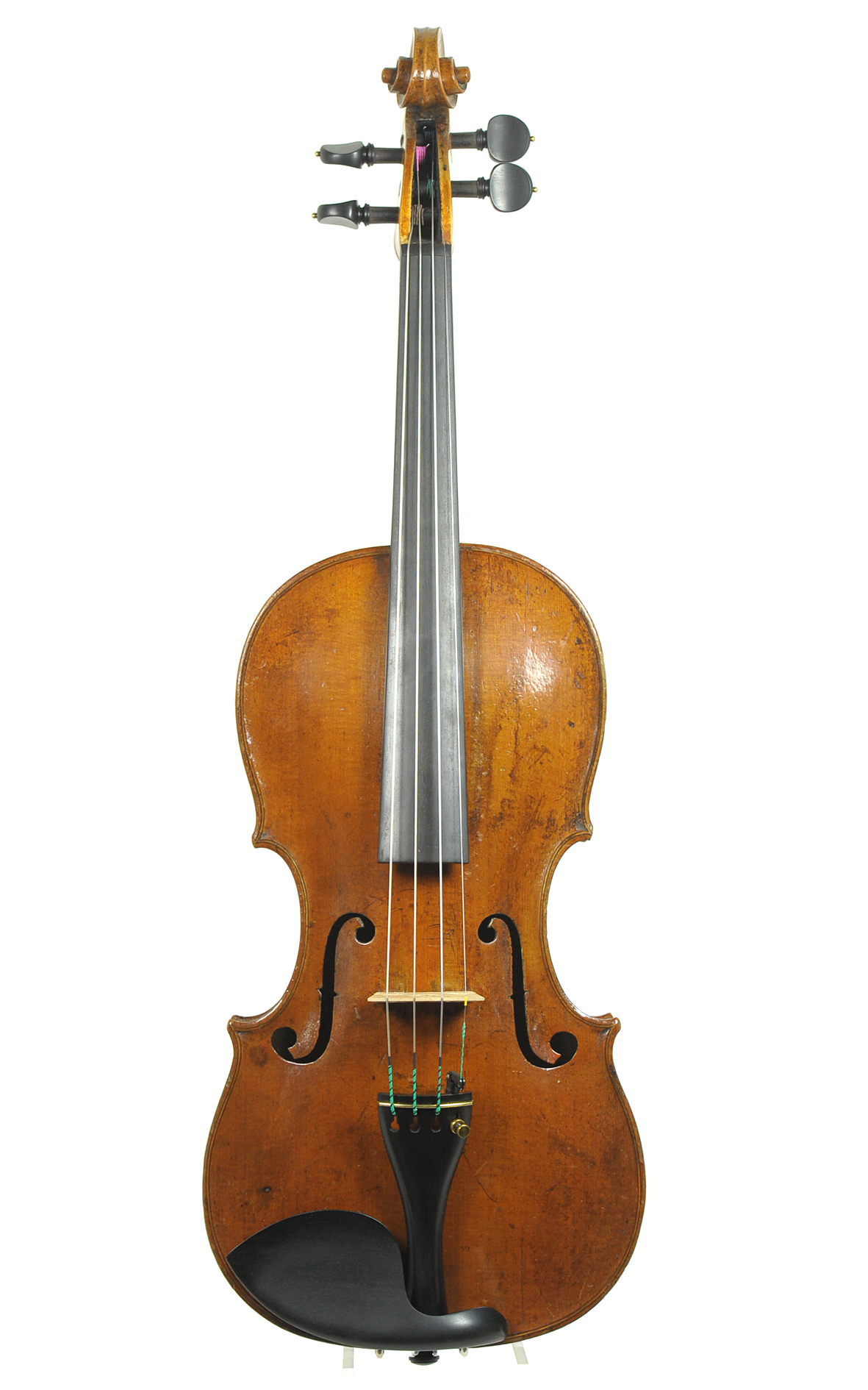 Johann Christian Voigt, Markneukirchen violin made in 1794