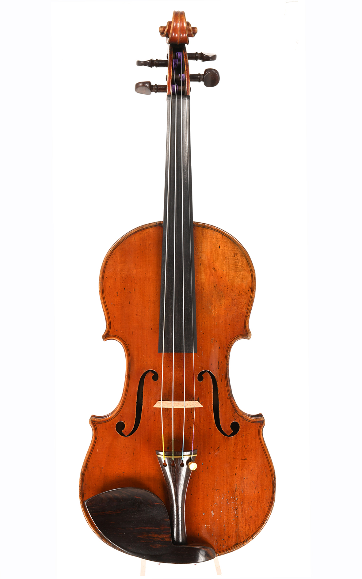 Violin by Jacques-Pierre Thibout, source: Corilon violins