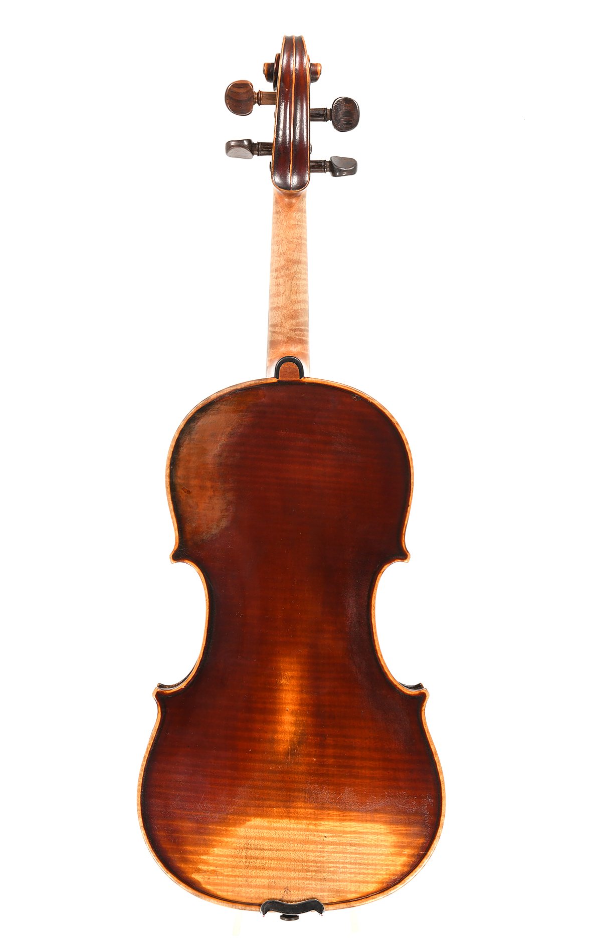 George Chanot jr. violin, maple back