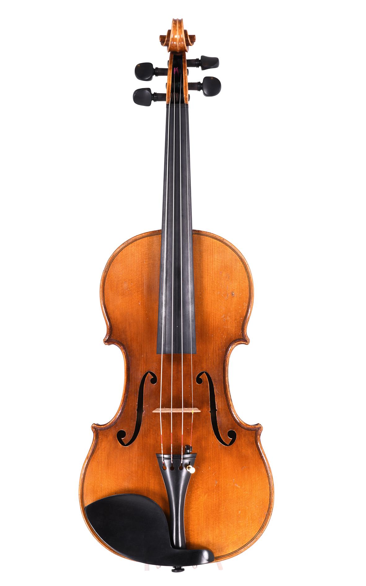 Neuner & Hornsteiner violin