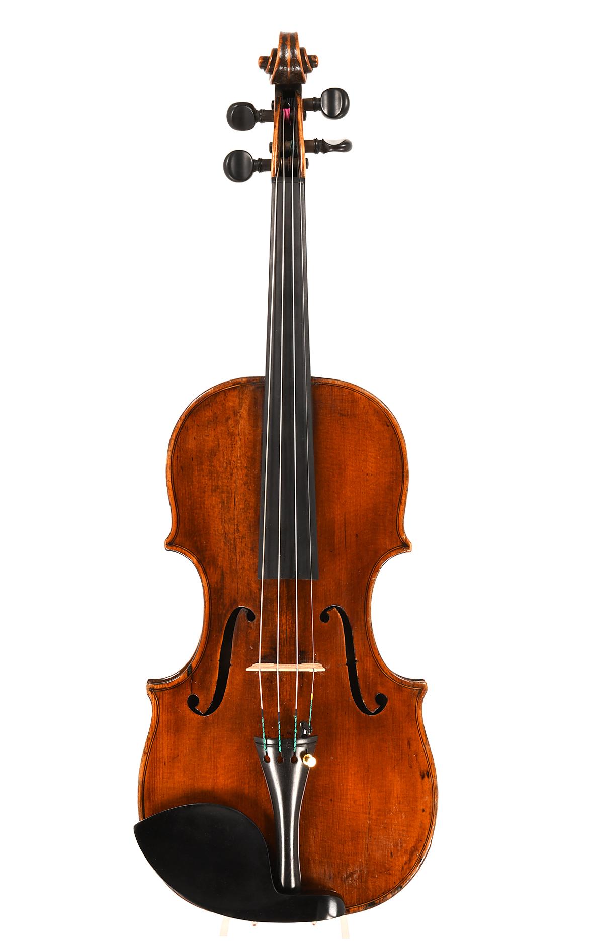 Hopf Geige - Klingenthal, um 1800